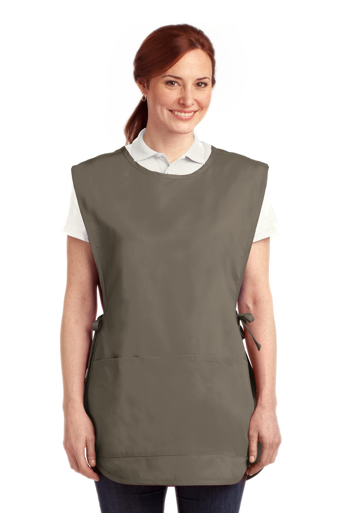 Port Authority ®  Easy Care Cobbler Apron with Stain Release. A705 - Khaki