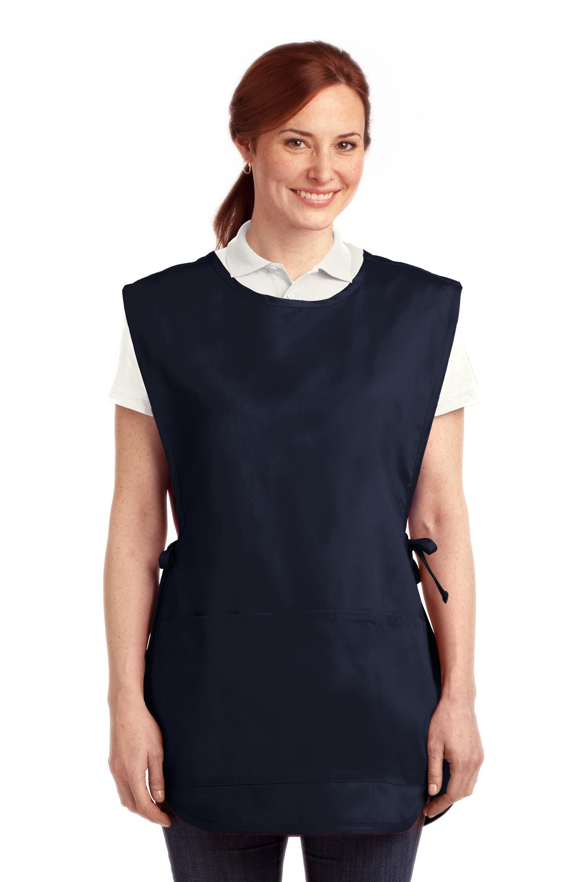 Port Authority ®  Easy Care Cobbler Apron with Stain Release. A705 - Navy