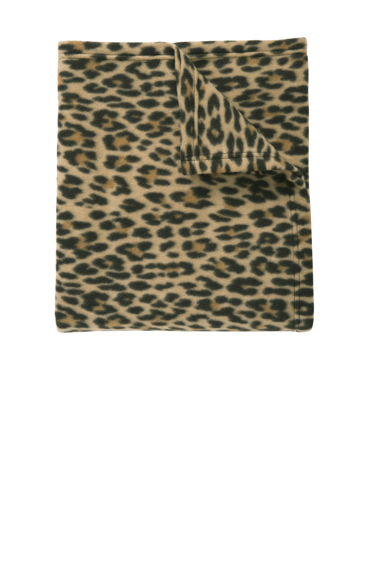 DISCONTINUED Port Authority Core Printed Fleece Blanket. BP61