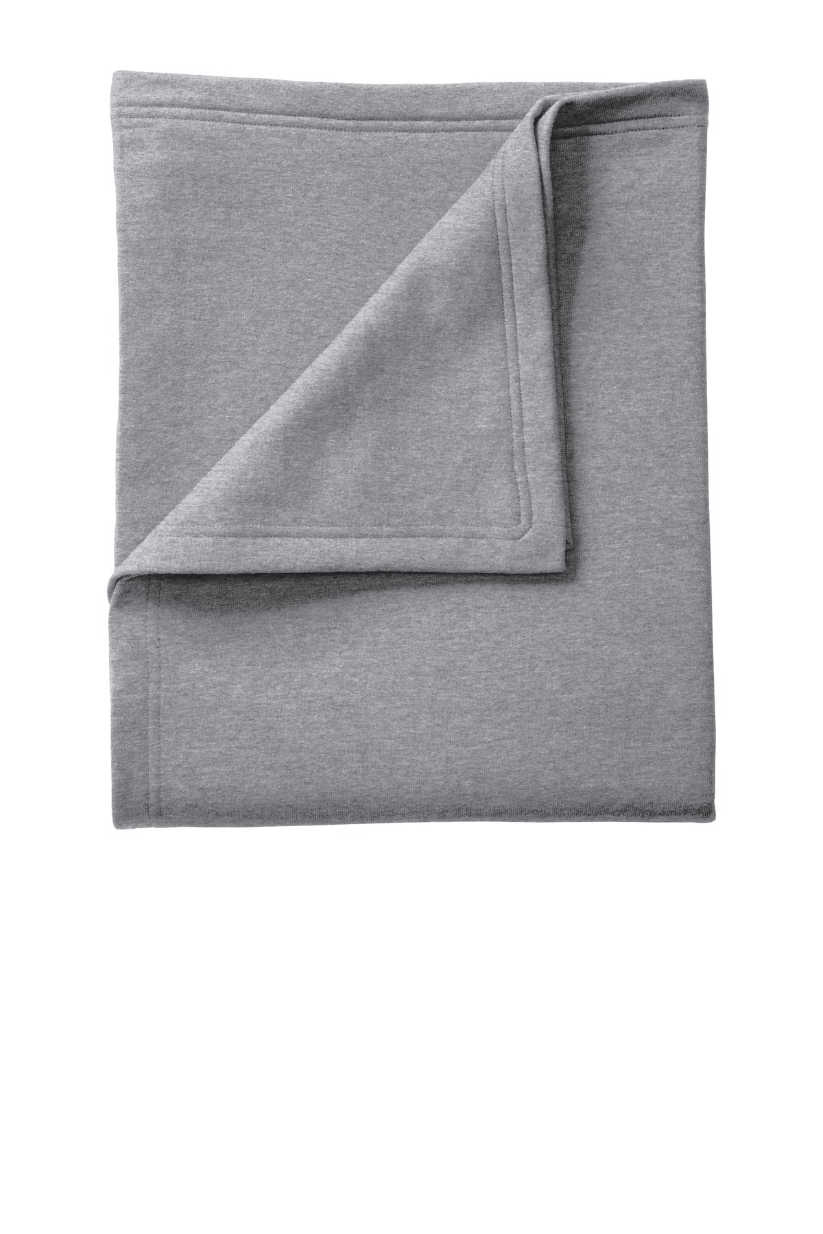 Port & Company ®  Core Fleece Sweatshirt Blanket. BP78 - Athletic Heather