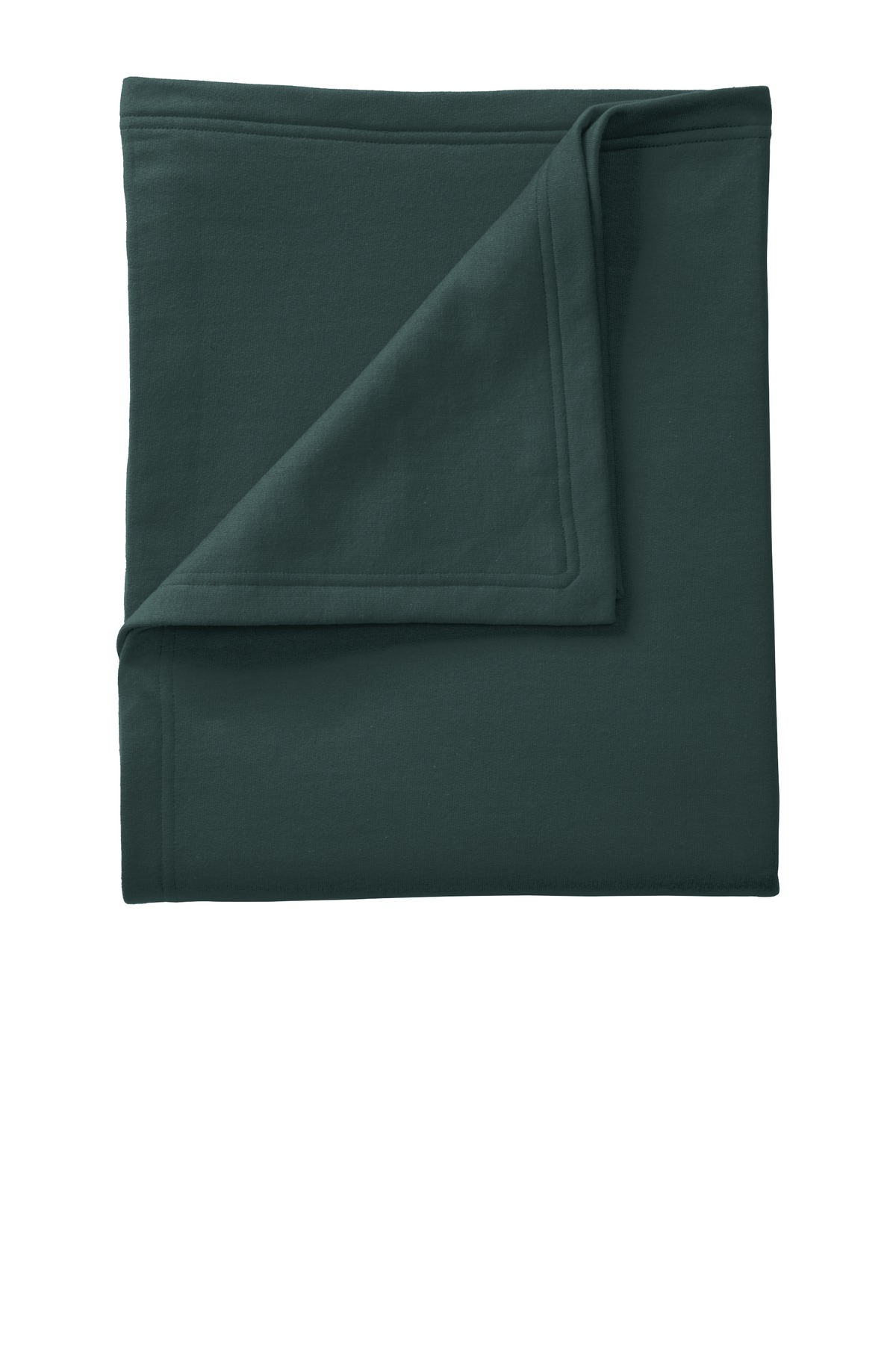Port & Company ®  Core Fleece Sweatshirt Blanket. BP78 - Dark Green