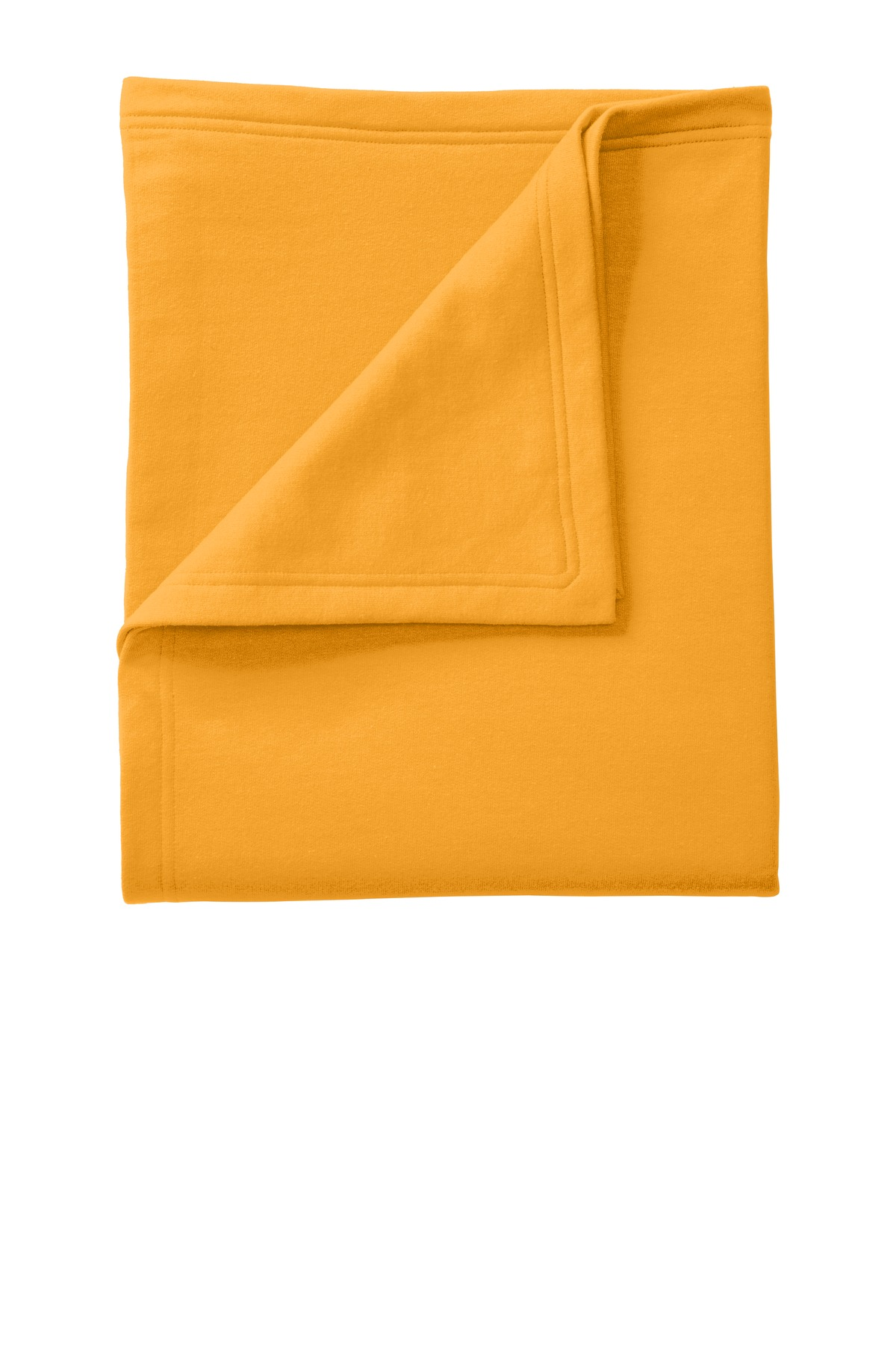 Port & Company ®  Core Fleece Sweatshirt Blanket. BP78 - Gold