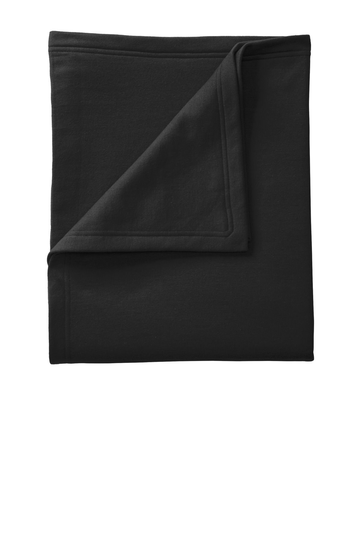Port & Company ®  Core Fleece Sweatshirt Blanket. BP78 - Jet Black