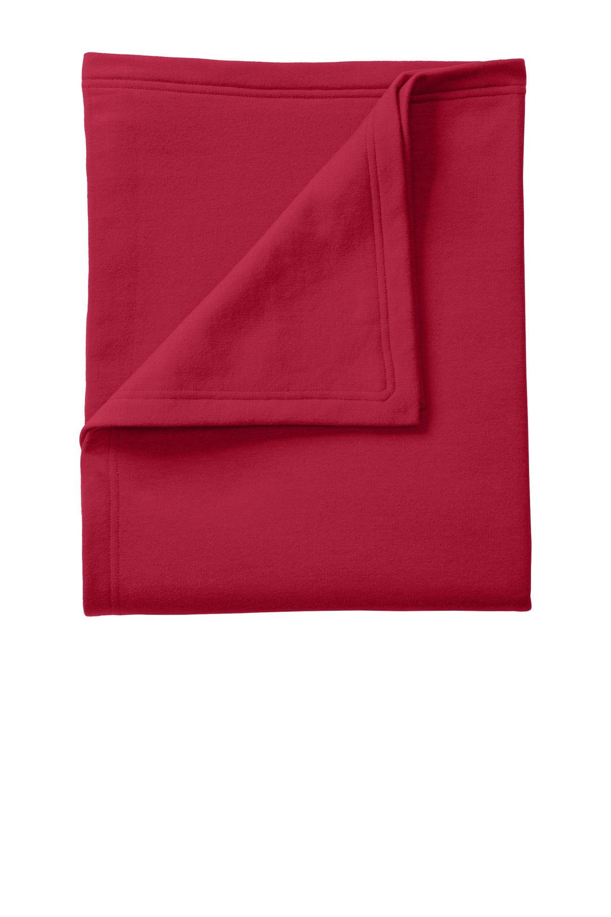 Port & Company ®  Core Fleece Sweatshirt Blanket. BP78 - Red