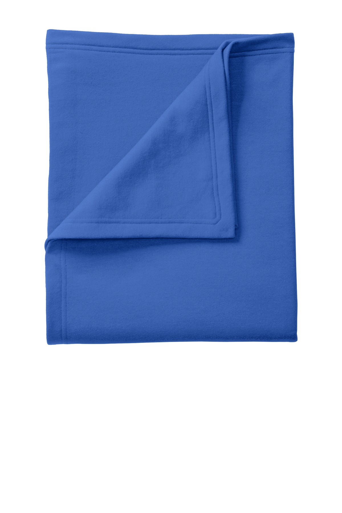 Port & Company ®  Core Fleece Sweatshirt Blanket. BP78 - Royal