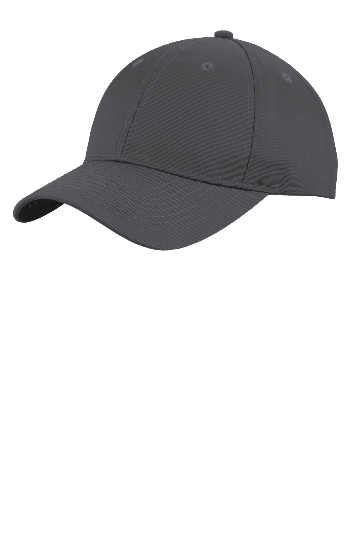 Port Authority ®  Uniforming Twill Cap. C913 - Steel Grey
