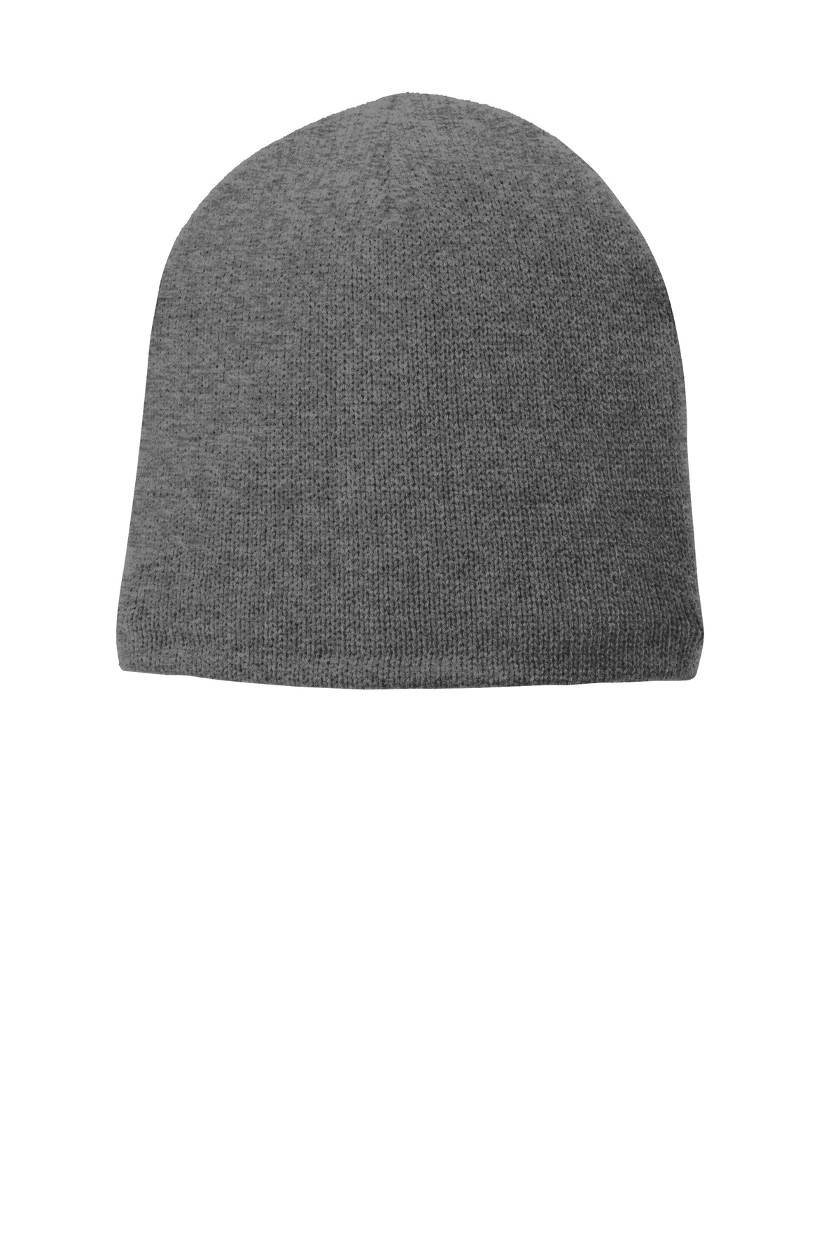 Port & Company ®  Fleece-Lined Beanie Cap. CP91L - Athletic Oxford