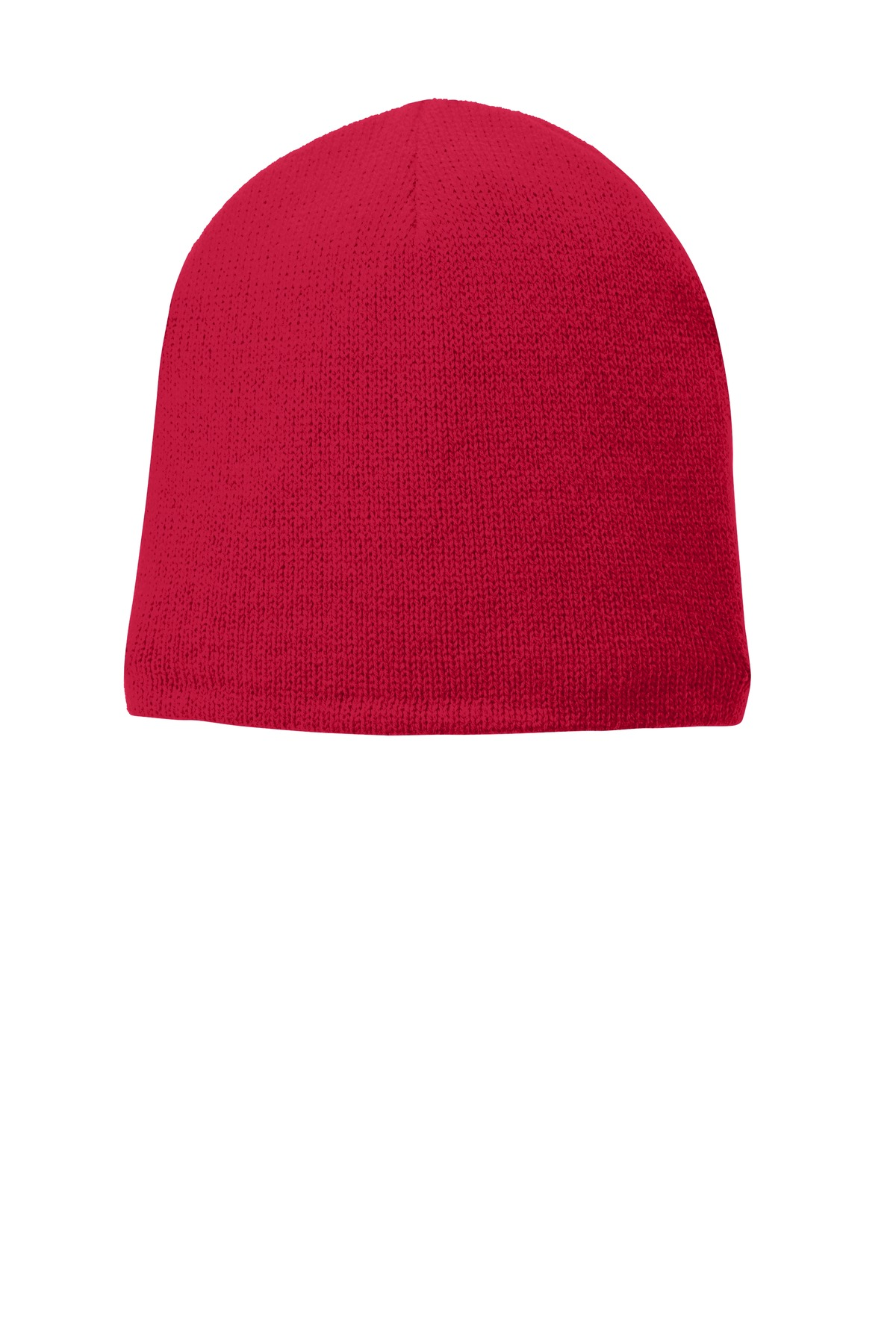 Port & Company ®  Fleece-Lined Beanie Cap. CP91L - Athletic Red