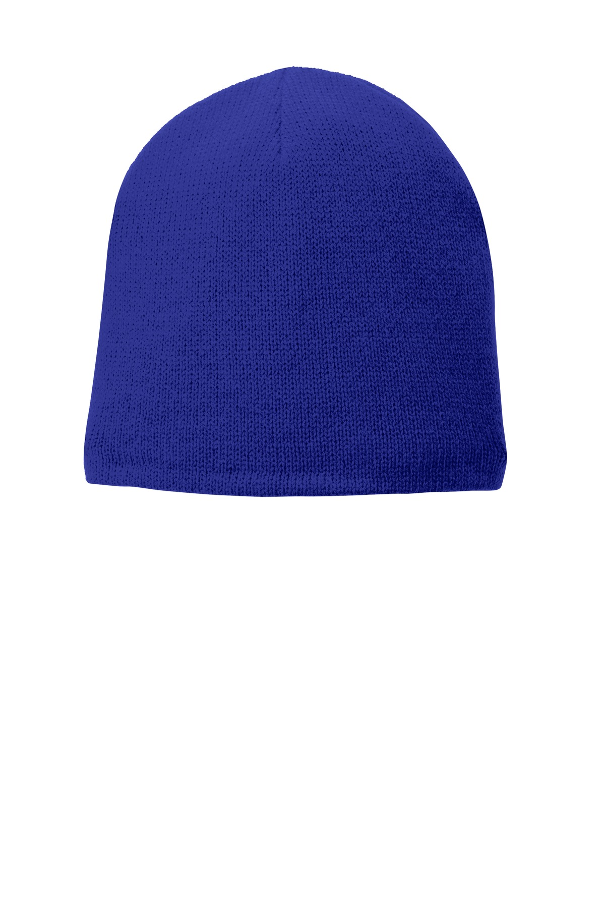 Port & Company ®  Fleece-Lined Beanie Cap. CP91L - Athletic Royal