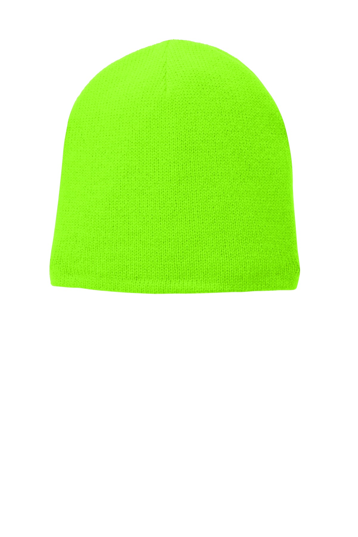 Port & Company ®  Fleece-Lined Beanie Cap. CP91L - Neon Green
