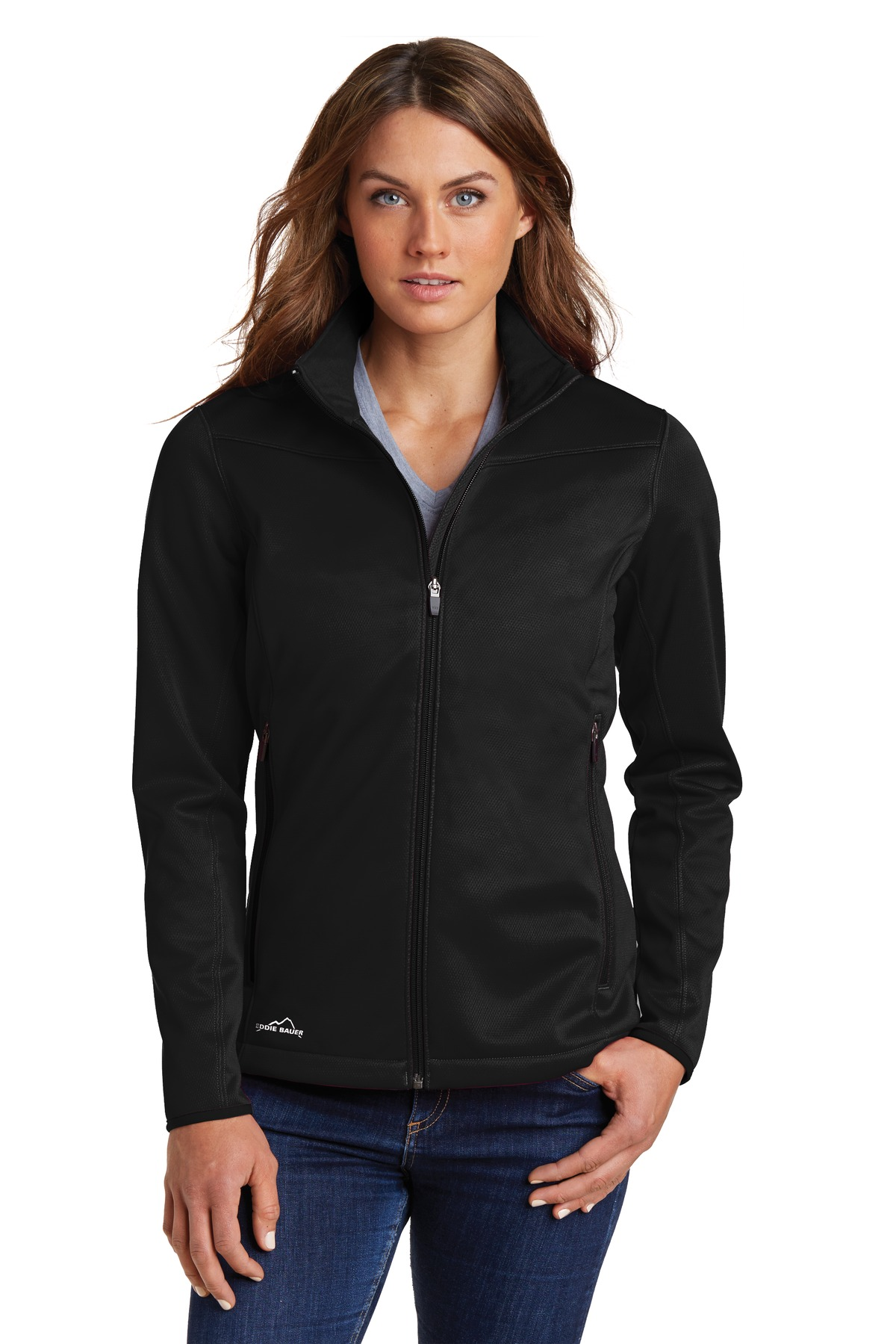 Eddie Bauer ® Ladies Weather-Resist Soft Shell Jacket ...