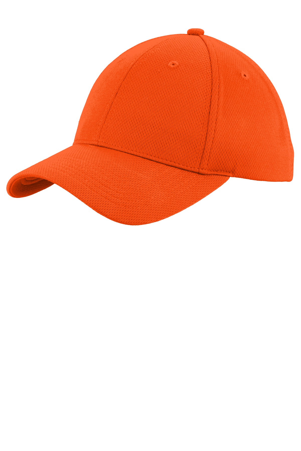 Sport-Tek ®  PosiCharge ®  RacerMesh ®  Cap. STC26 - Neon Orange