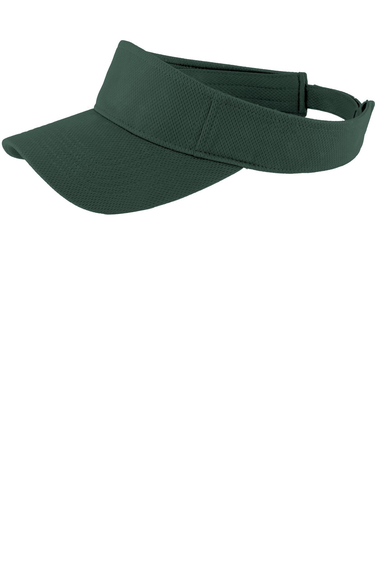 Sport-Tek ®  PosiCharge ®  RacerMesh ®  Visor.  STC27 - Dark Forest Green