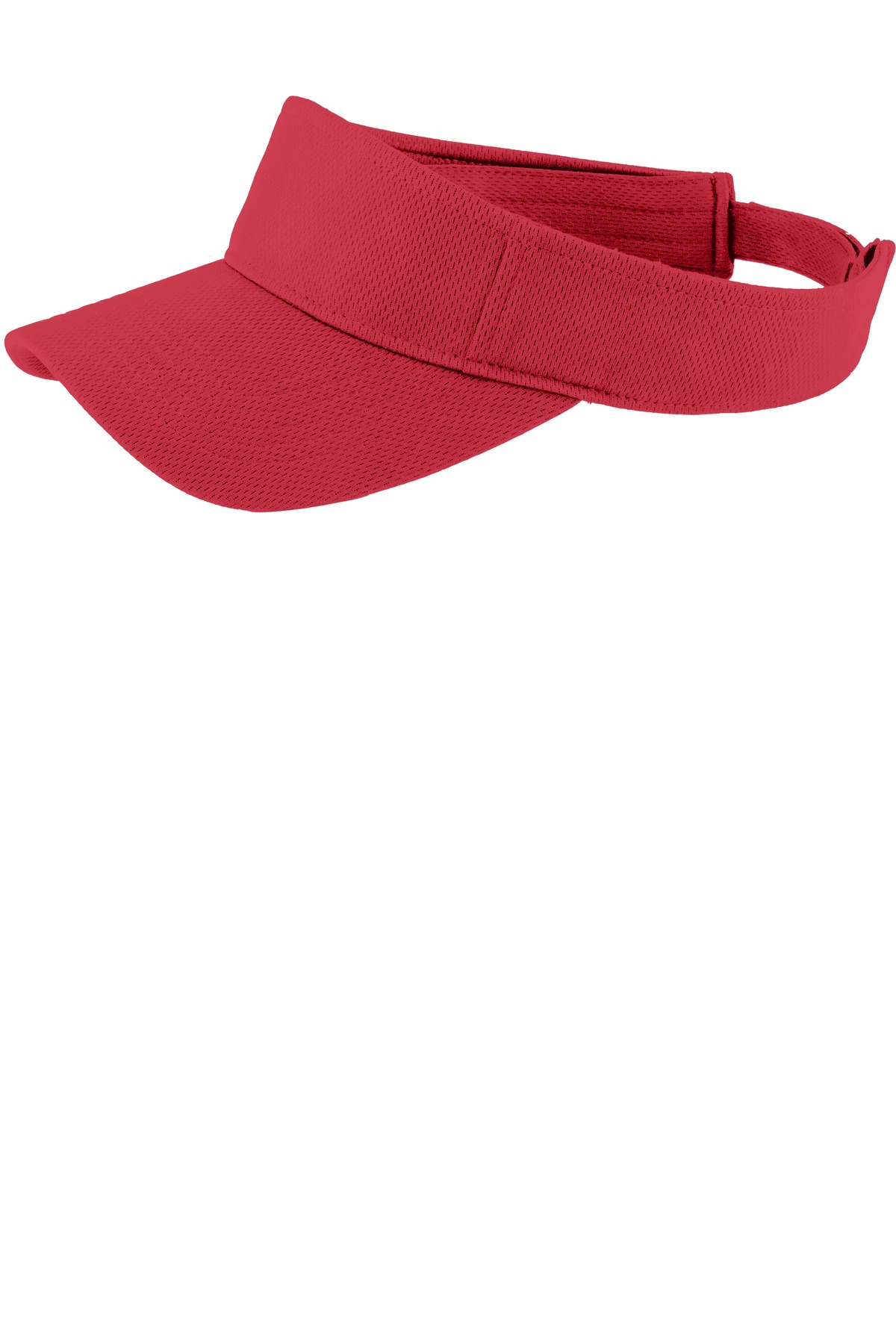 Sport-Tek ®  PosiCharge ®  RacerMesh ®  Visor.  STC27 - True Red