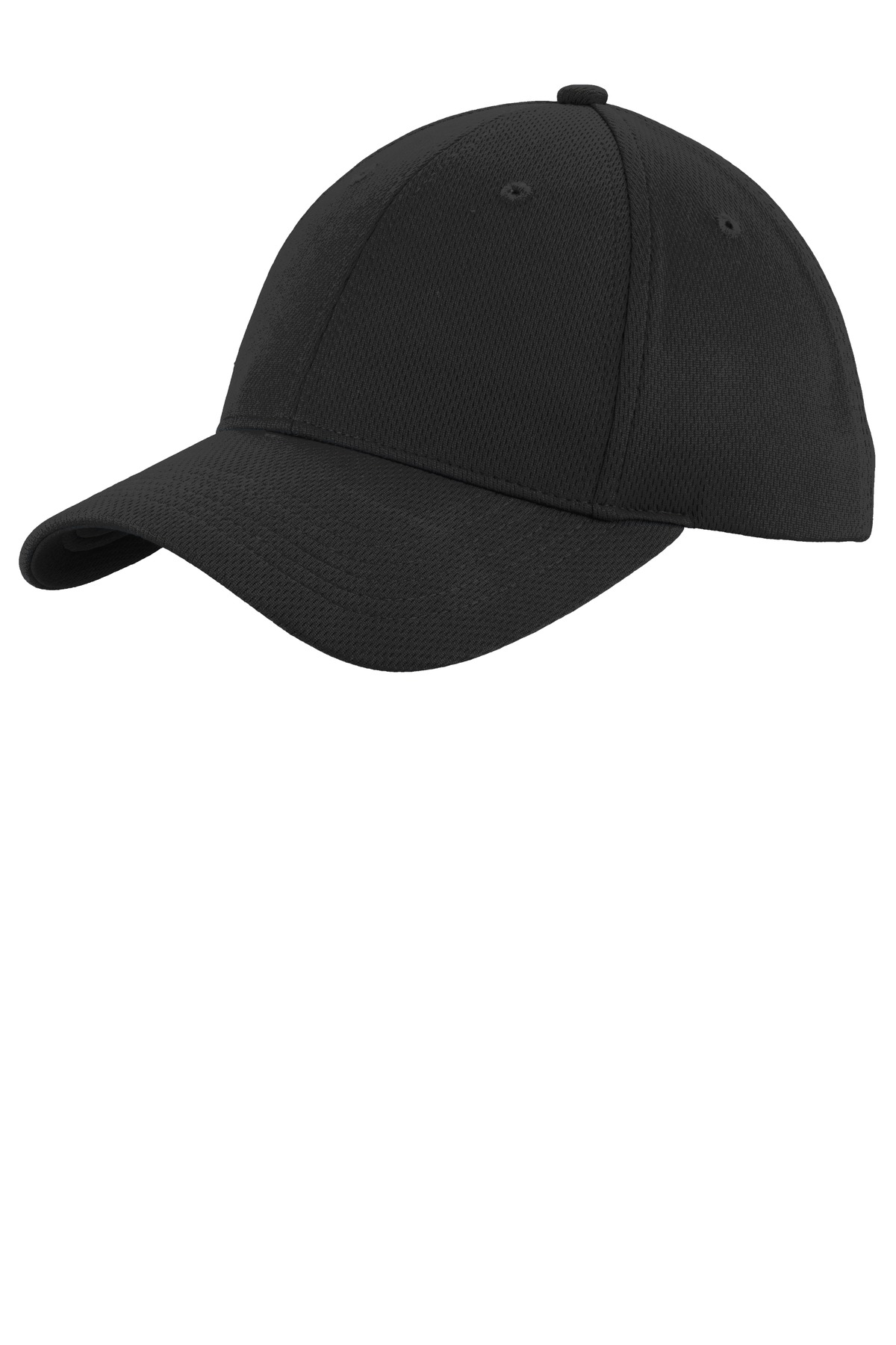 Sport-Tek ®  Youth PosiCharge ®  RacerMesh ®  Cap. YSTC26 - Black