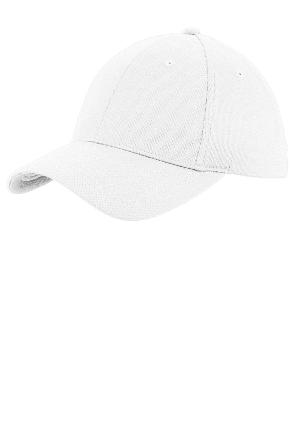 Sport-Tek ®  Youth PosiCharge ®  RacerMesh ®  Cap. YSTC26 - White