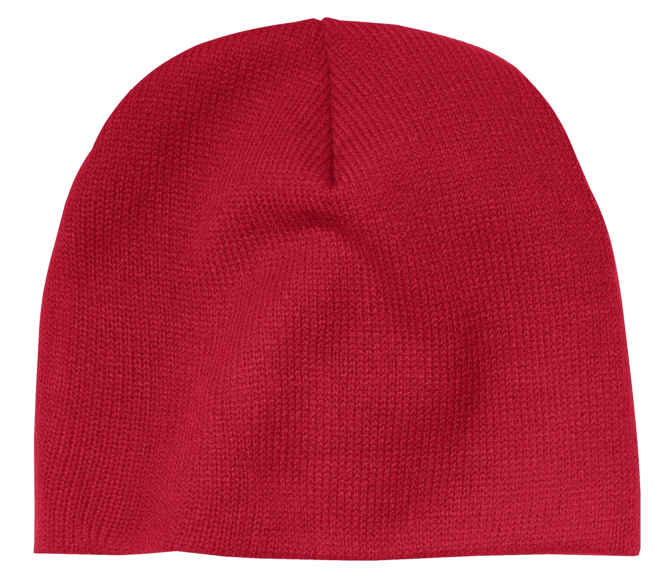 Port & Company ®  Beanie Cap.  CP91 - Athletic Red