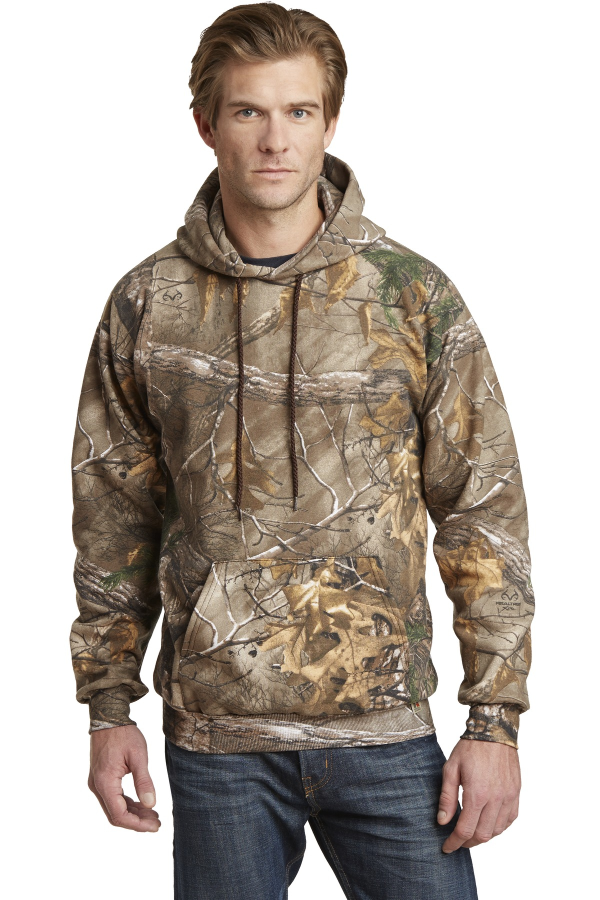 Russell Outdoors ™  - Realtree ®  Pullover Hooded Sweatshirt. S459R - Realtree Xtra