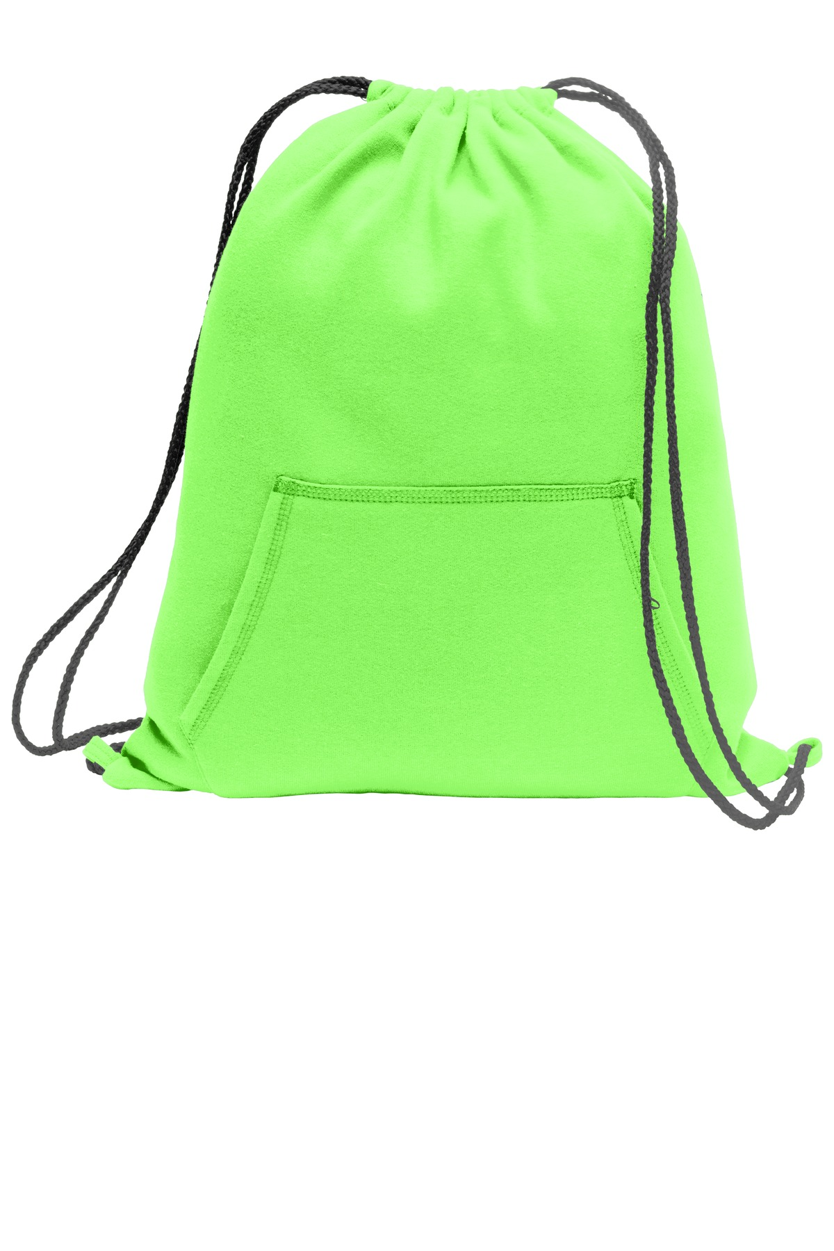 Port & Company ®  Core Fleece Sweatshirt Cinch Pack. BG614 - Neon Green