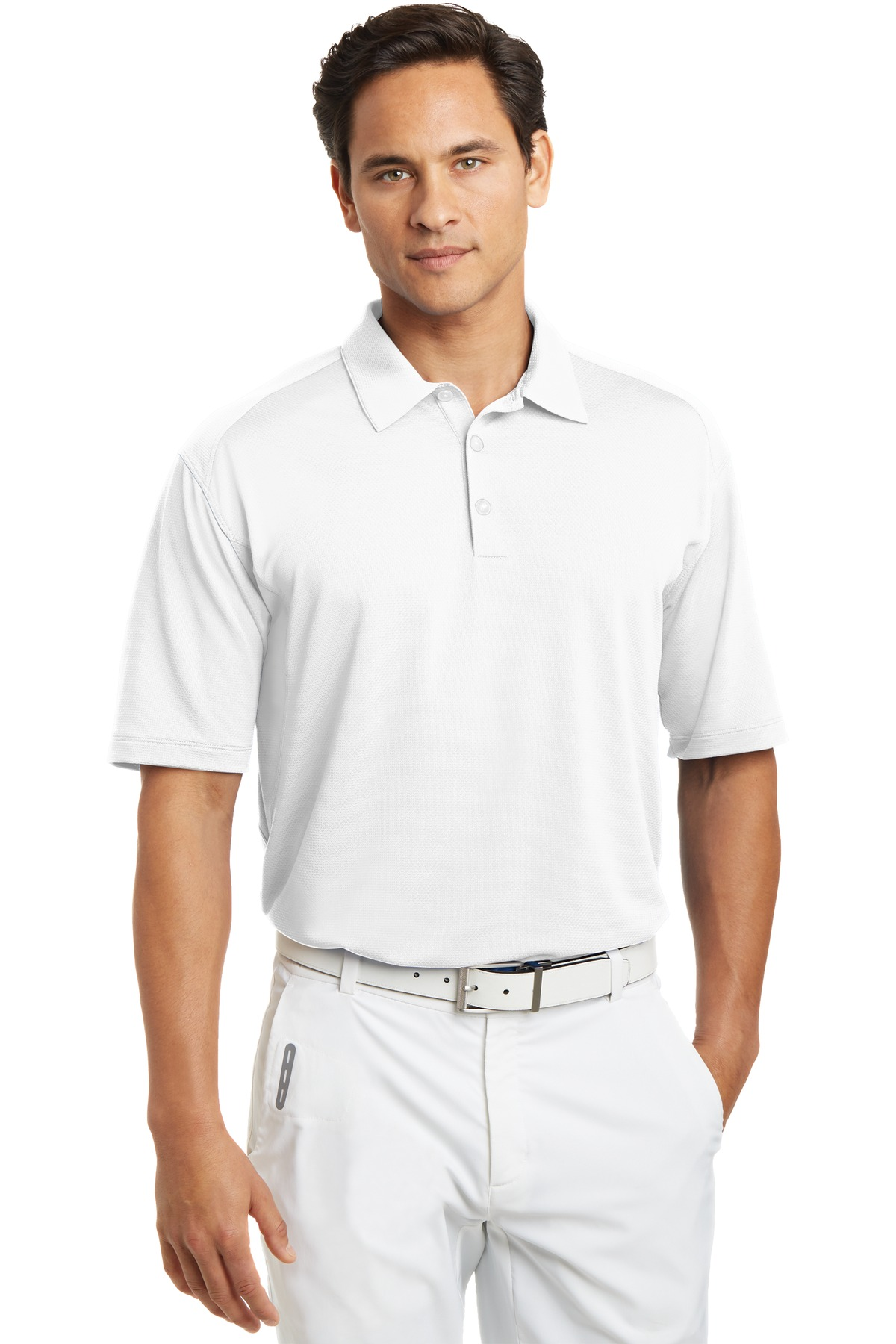Nike Dri-FIT Mini Texture Polo - 378453