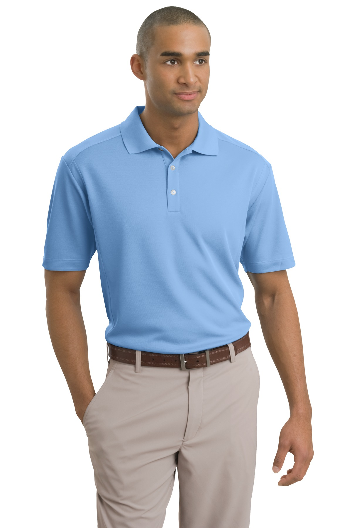 Nike Dri-FIT Classic Polo.  267020 - Skyline Blue