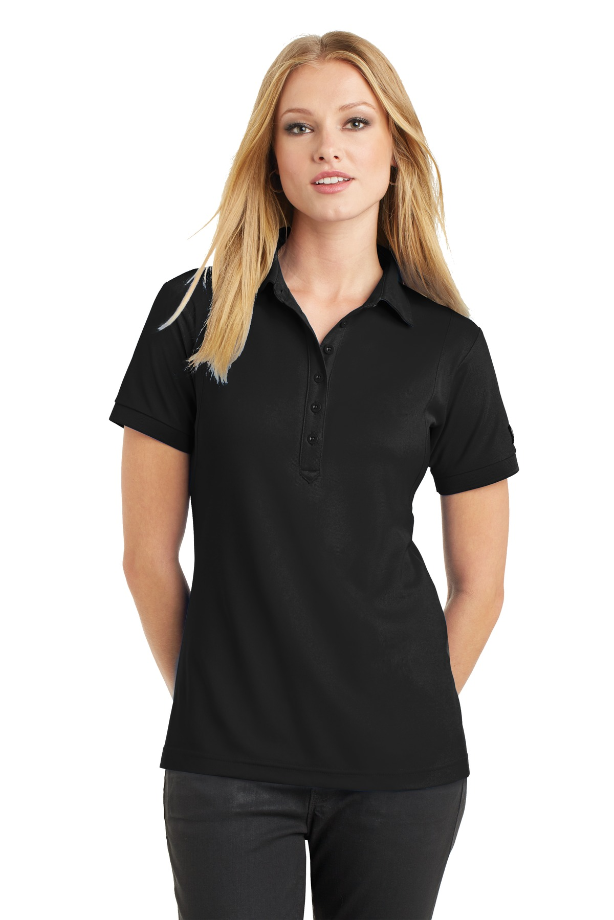 OGIO ®  - Jewel Polo. LOG101 - Blacktop