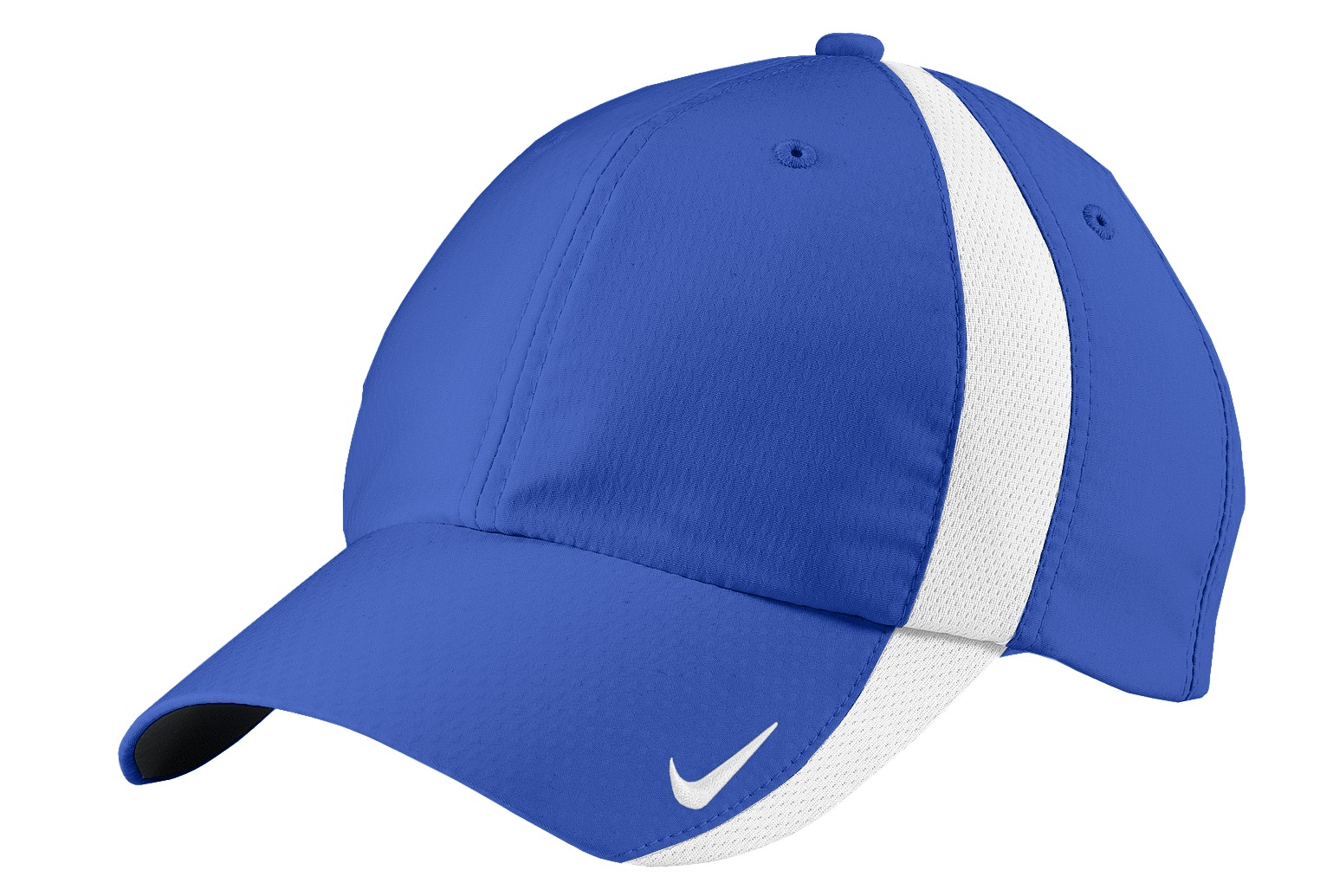 Nike Sphere Dry Cap.  247077 - Game Royal/ White