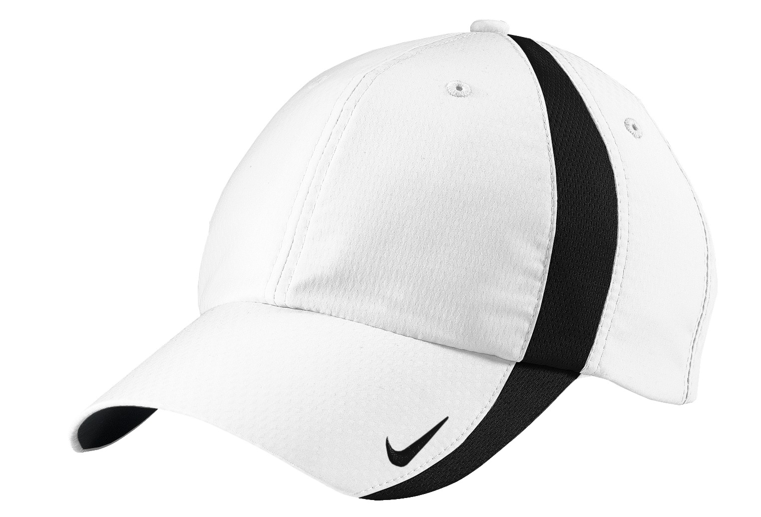 Nike Sphere Dry Cap.  247077 - White/ Black