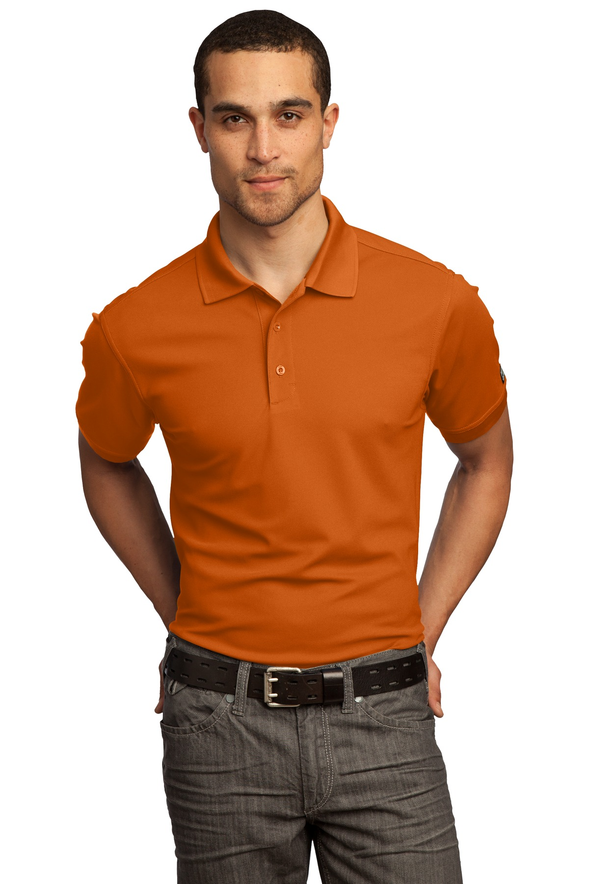 OGIO ®  - Caliber2.0 Polo. OG101 - Flare Orange