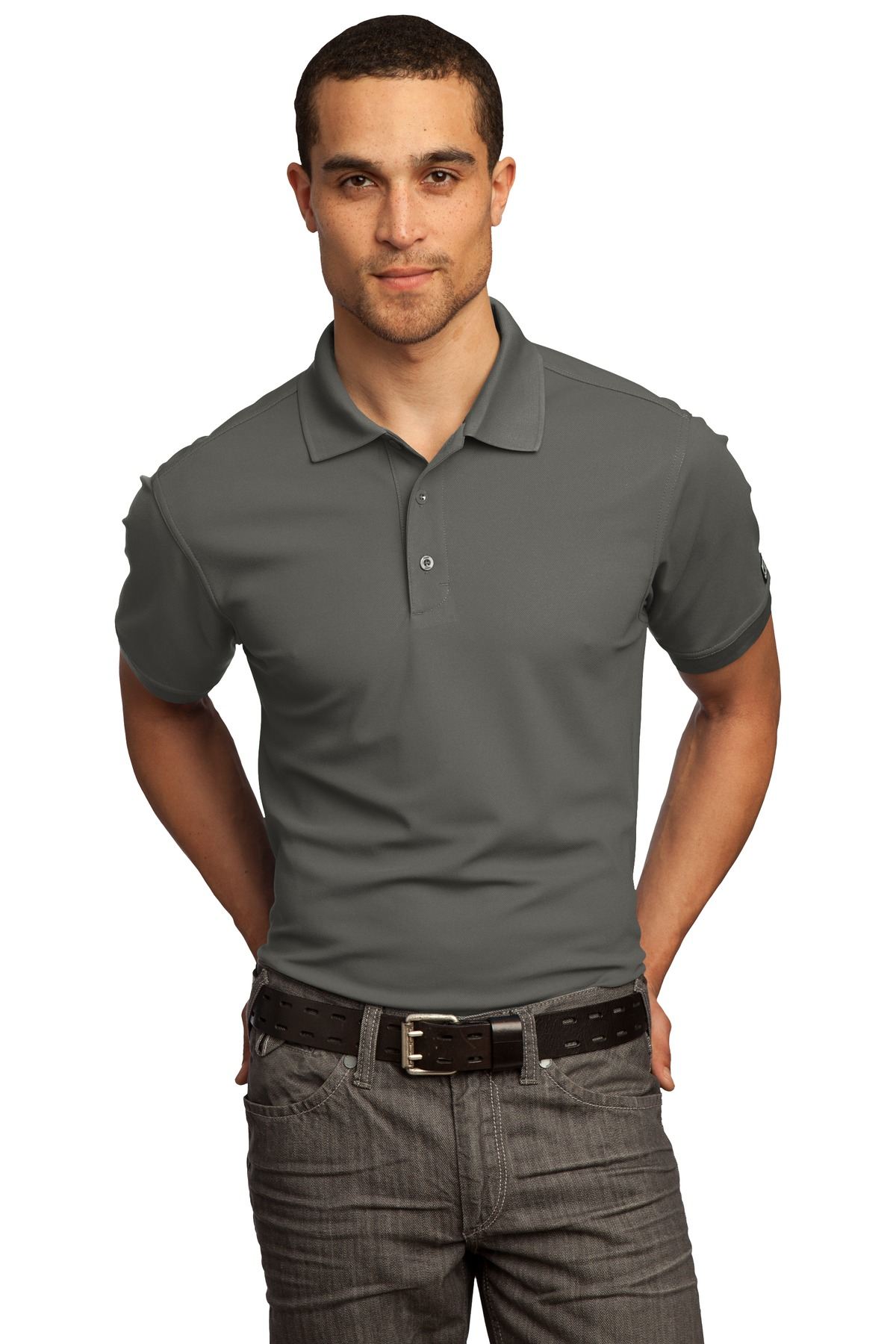 OGIO ®  - Caliber2.0 Polo. OG101 - Rogue Grey