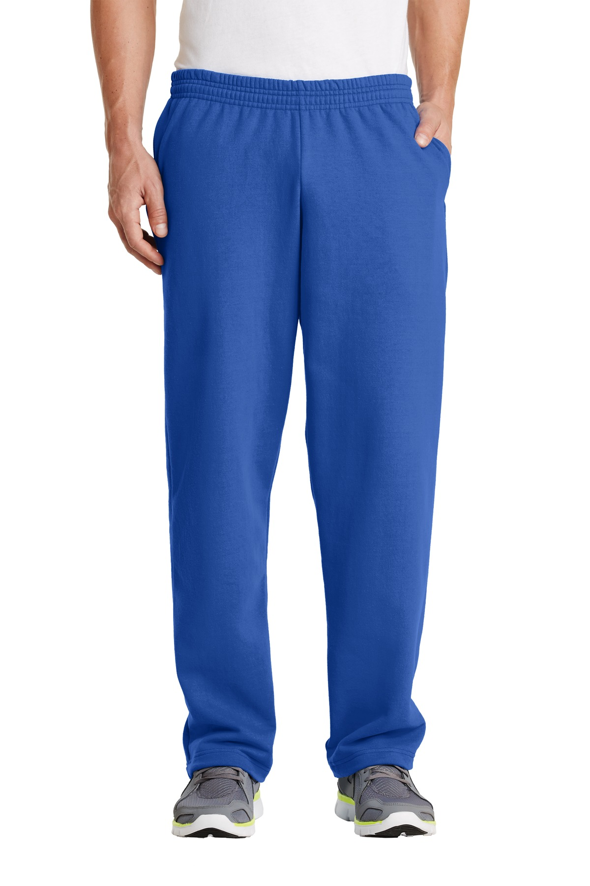 Port & Company ®  - Core Fleece Sweatpant with Pockets. PC78P - Royal