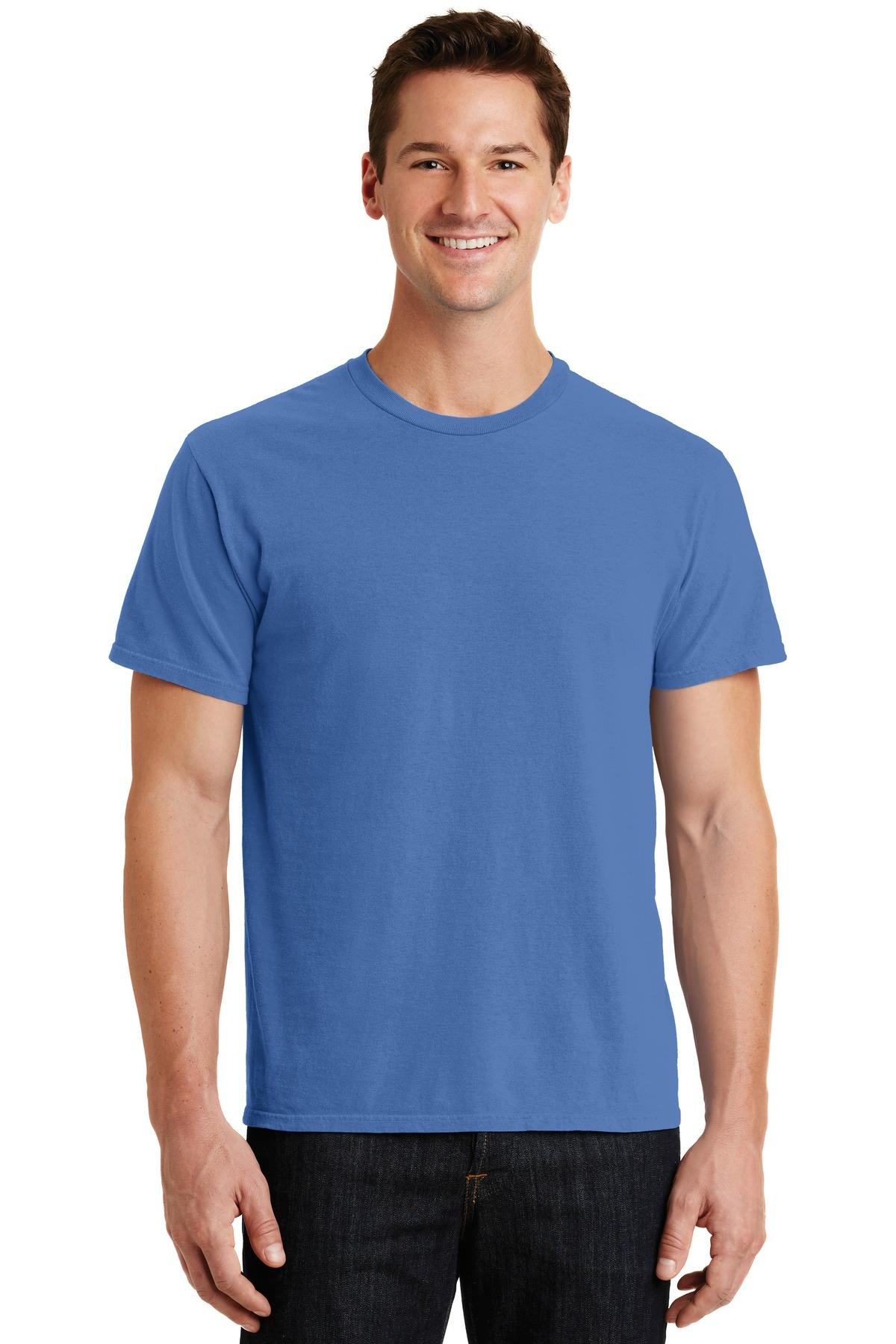Port & Company ®  Beach Wash ™  Garment-Dyed Tee. PC099 - Blue Moon