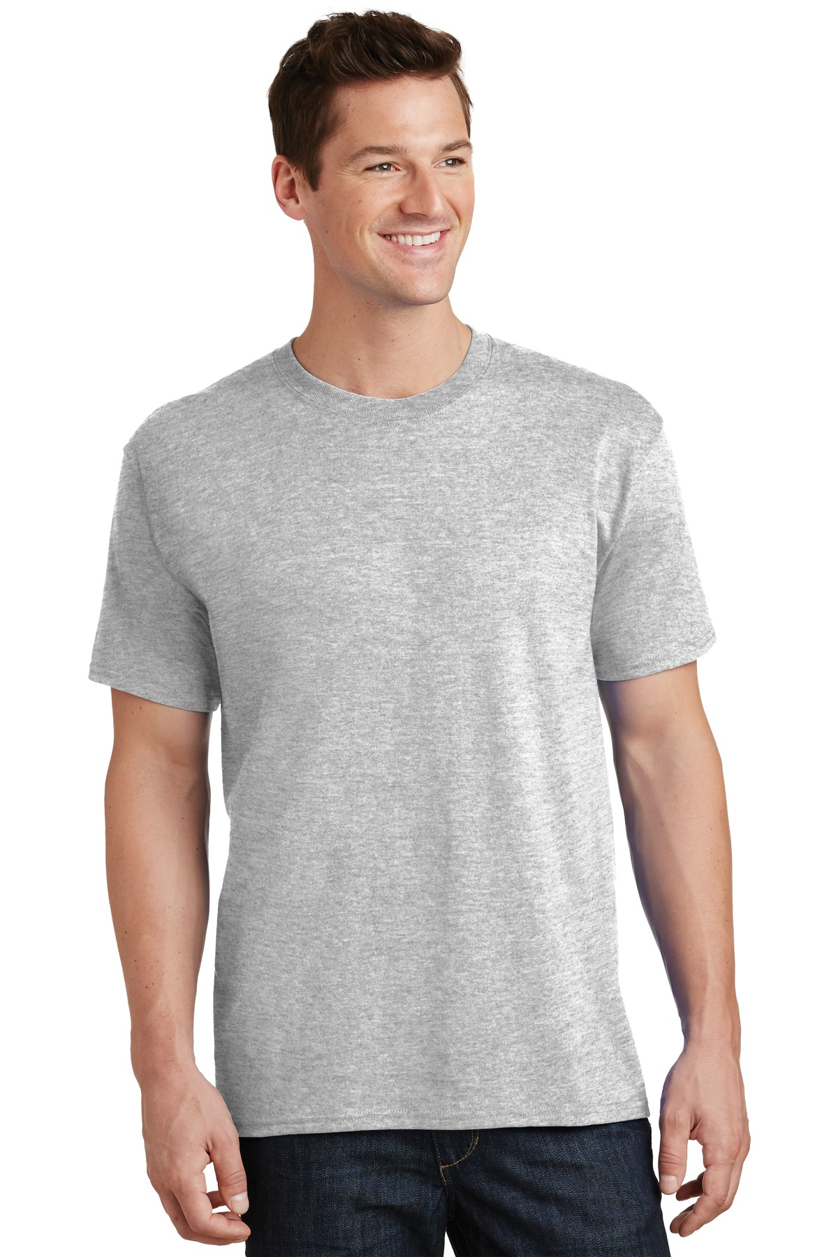 Port & Company ®  - Core Cotton Tee. PC54 - Ash*