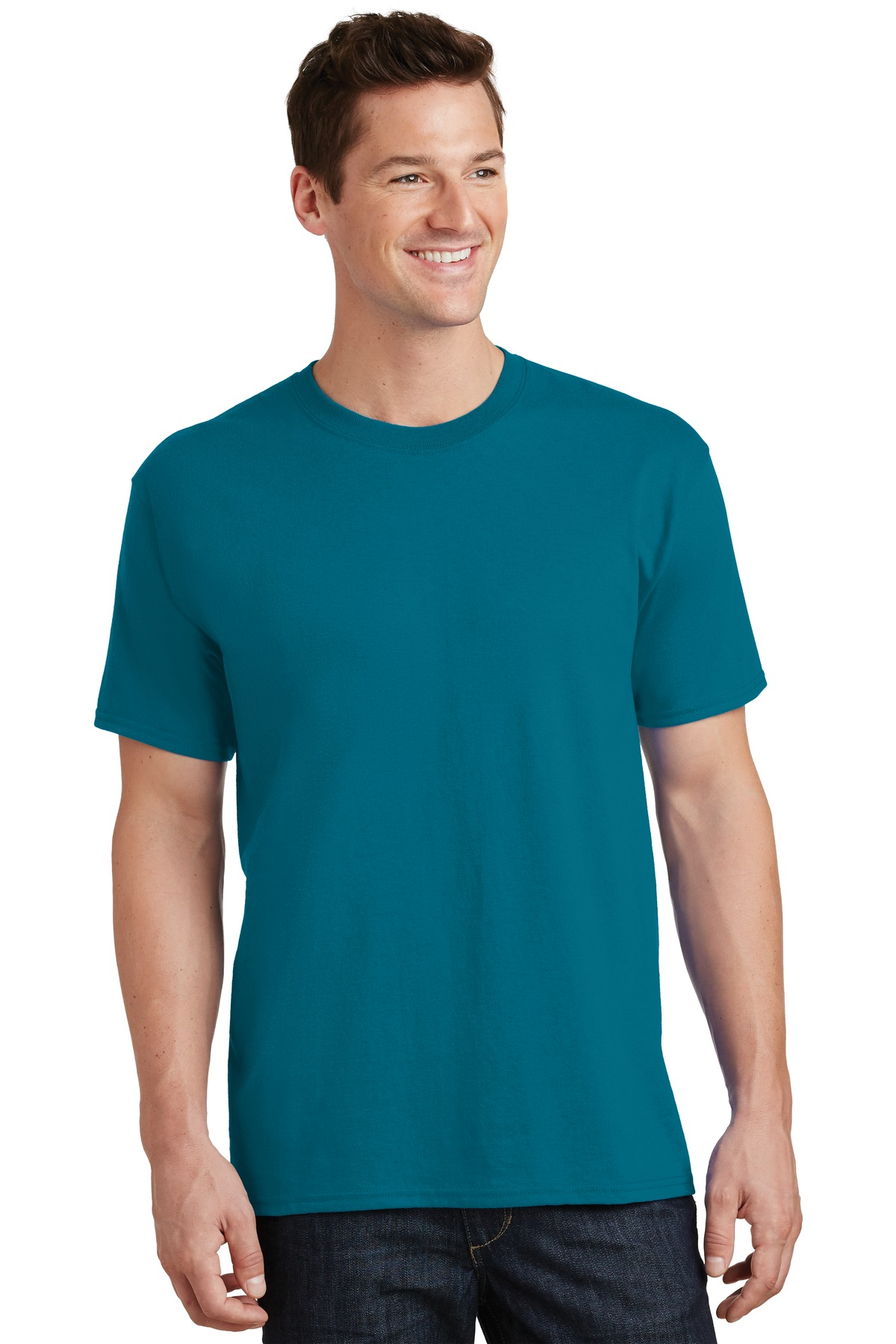 Port and Company - Core Cotton Tee. PC54