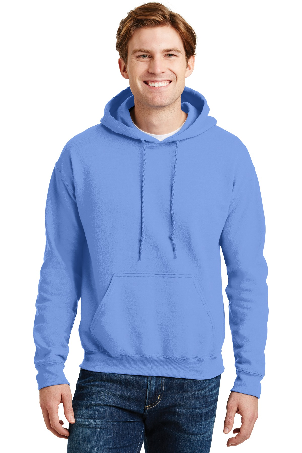 Gildan ®  - DryBlend ®  Pullover Hooded Sweatshirt.  12500 - Carolina Blue