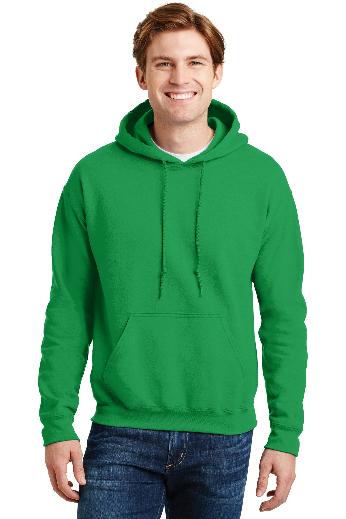 Gildan ®  - DryBlend ®  Pullover Hooded Sweatshirt.  12500 - Irish Green