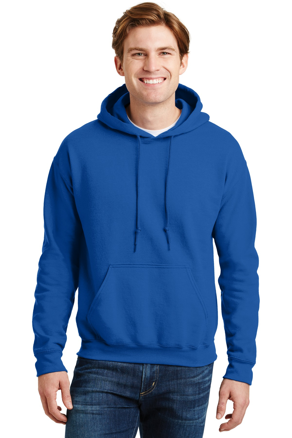 Gildan ®  - DryBlend ®  Pullover Hooded Sweatshirt.  12500 - Royal