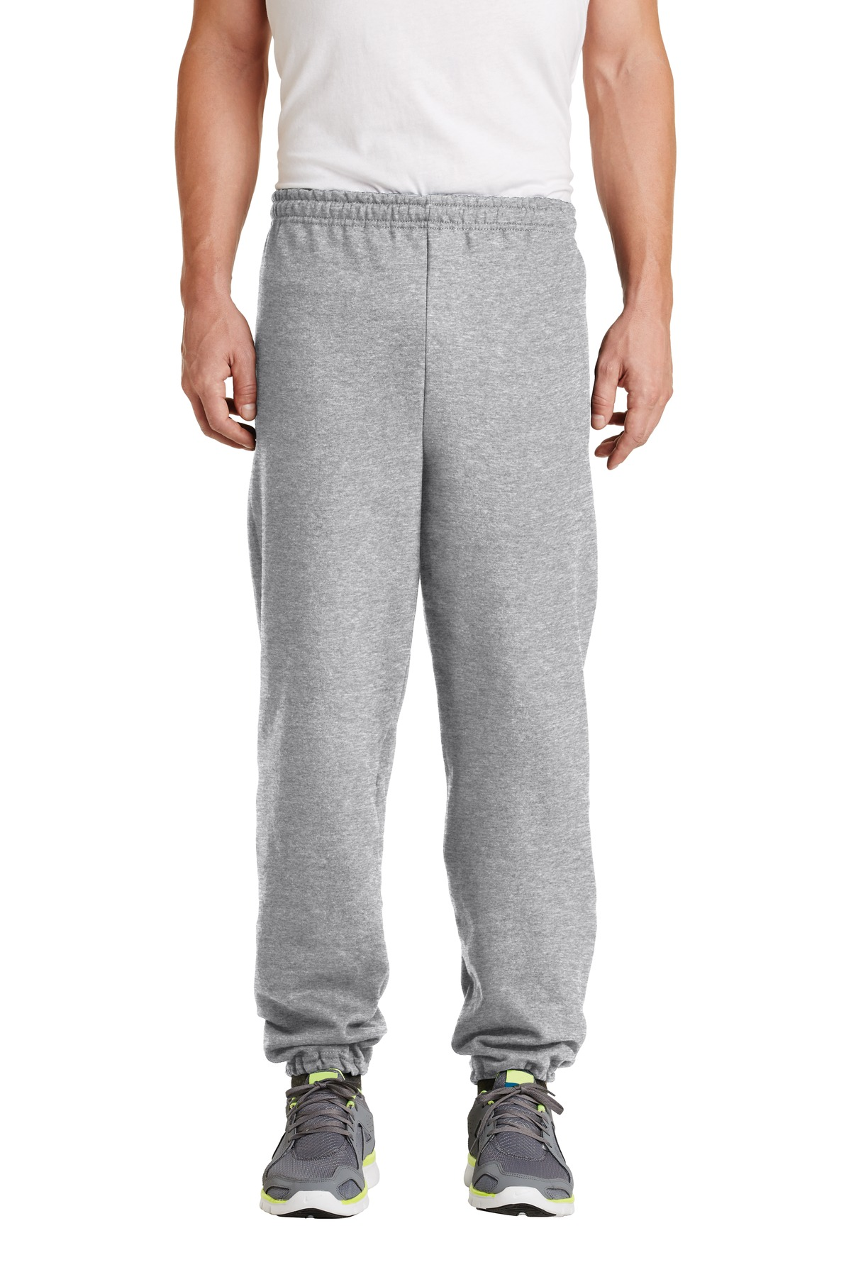 Gildan ®  - Heavy Blend™ Sweatpant.  18200 - Sport Grey