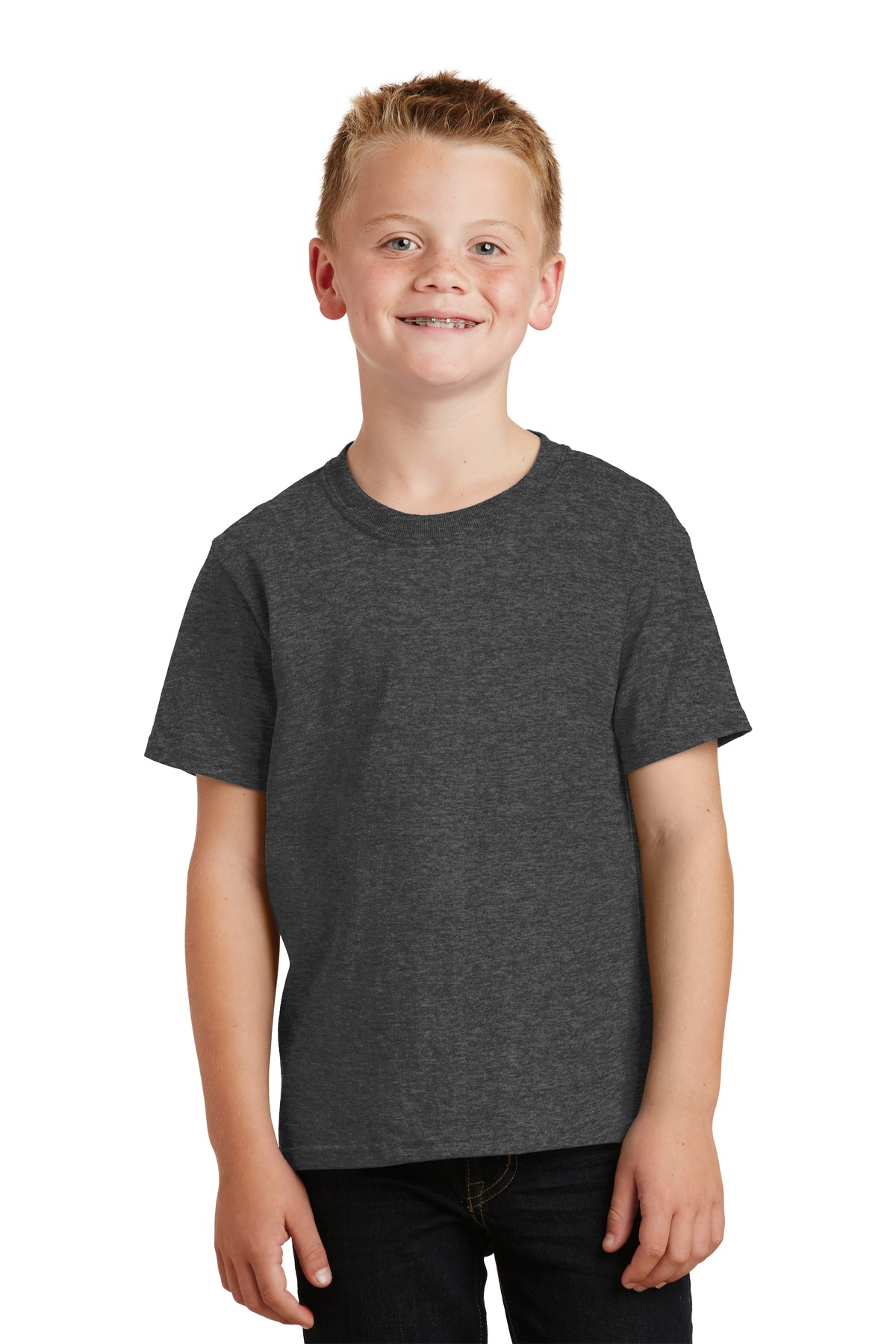 Port and Company - Youth Core Cotton Tee. PC54Y