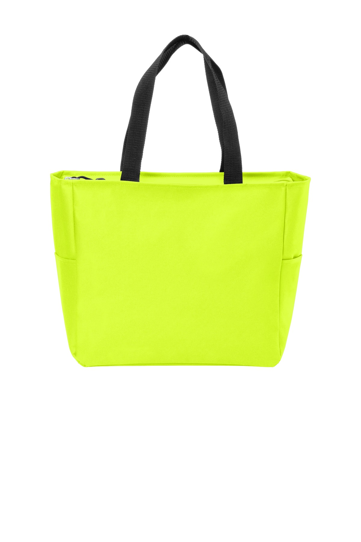 Port Authority ®  Essential Zip Tote. BG410 - Safety Yellow
