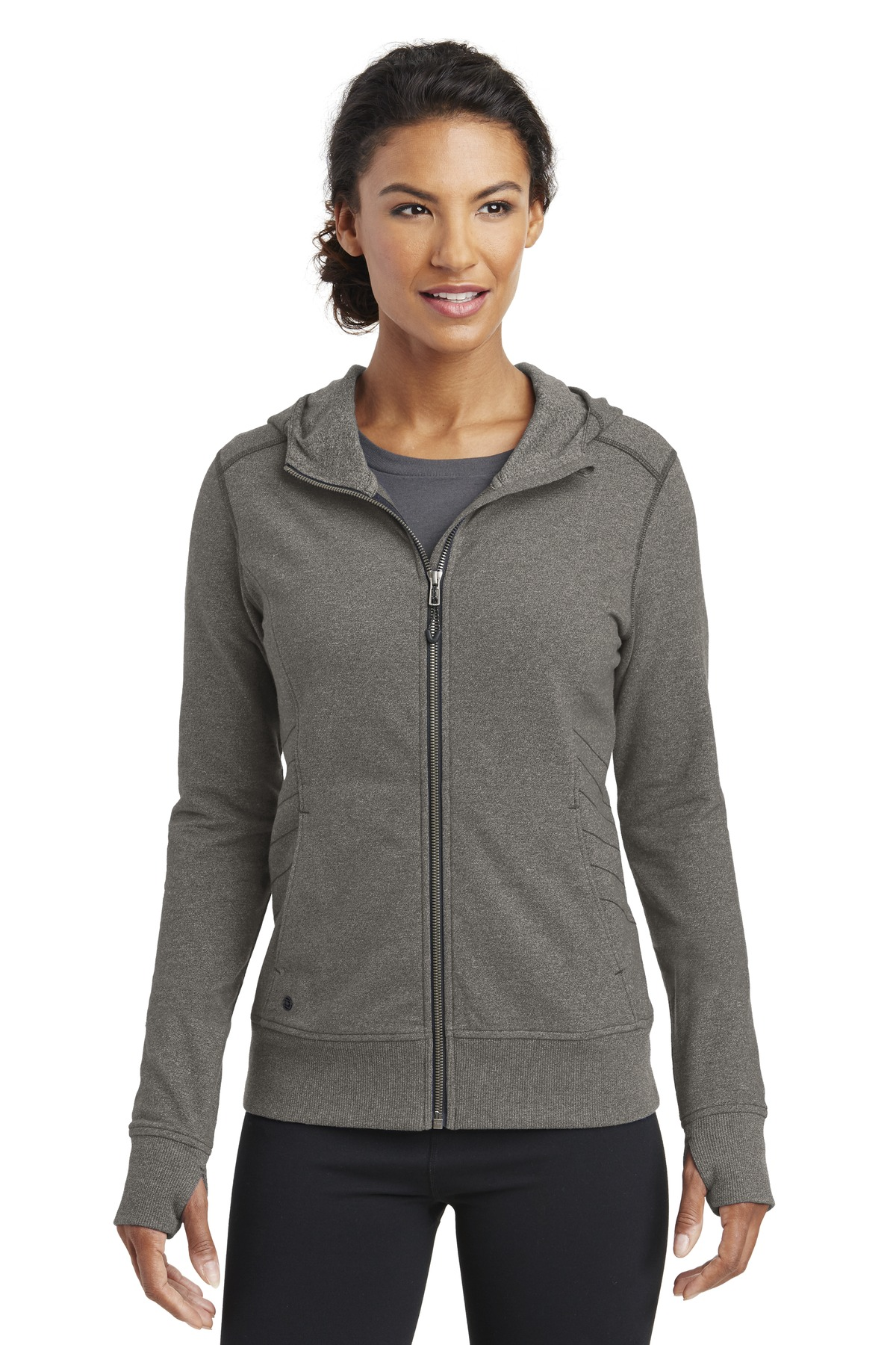 OGIO ®  ENDURANCE Ladies Cadmium Jacket. LOE502 - Gear Grey