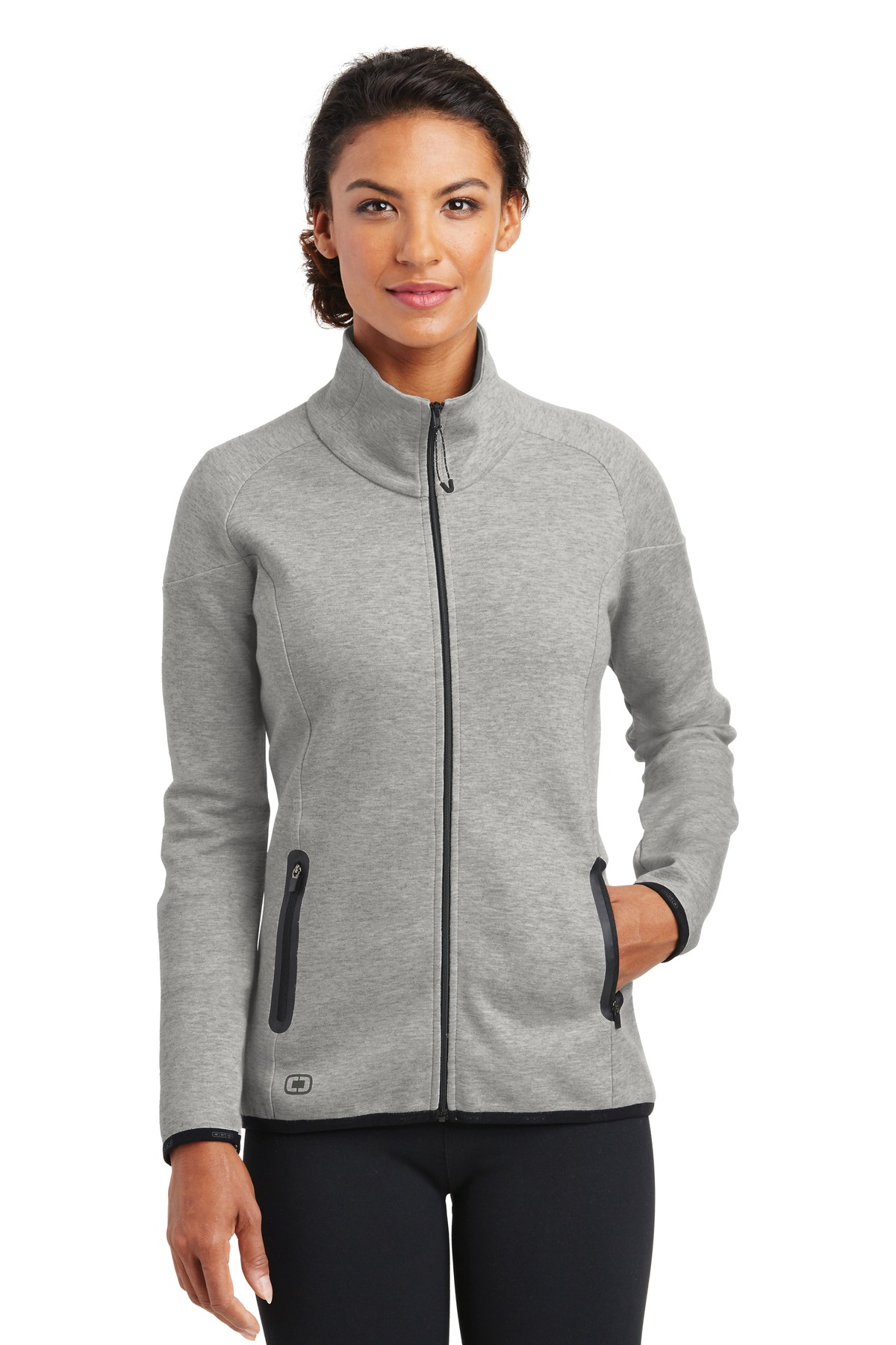 OGIO ®  ENDURANCE Ladies Origin Jacket. LOE503 - Aluminum Grey