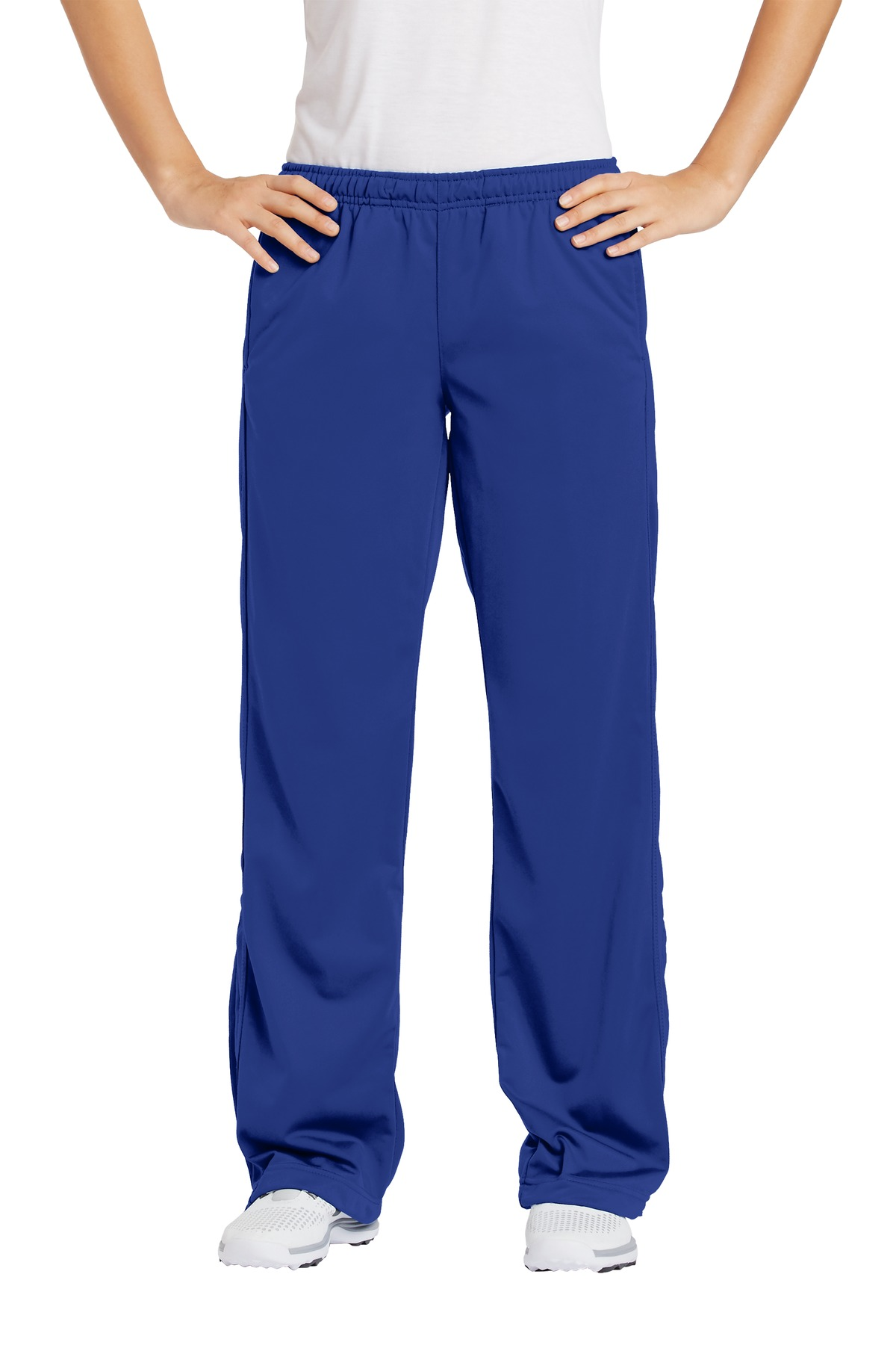 Sport-Tek ®  Ladies Tricot  Track Pant. LPST91 - True Royal