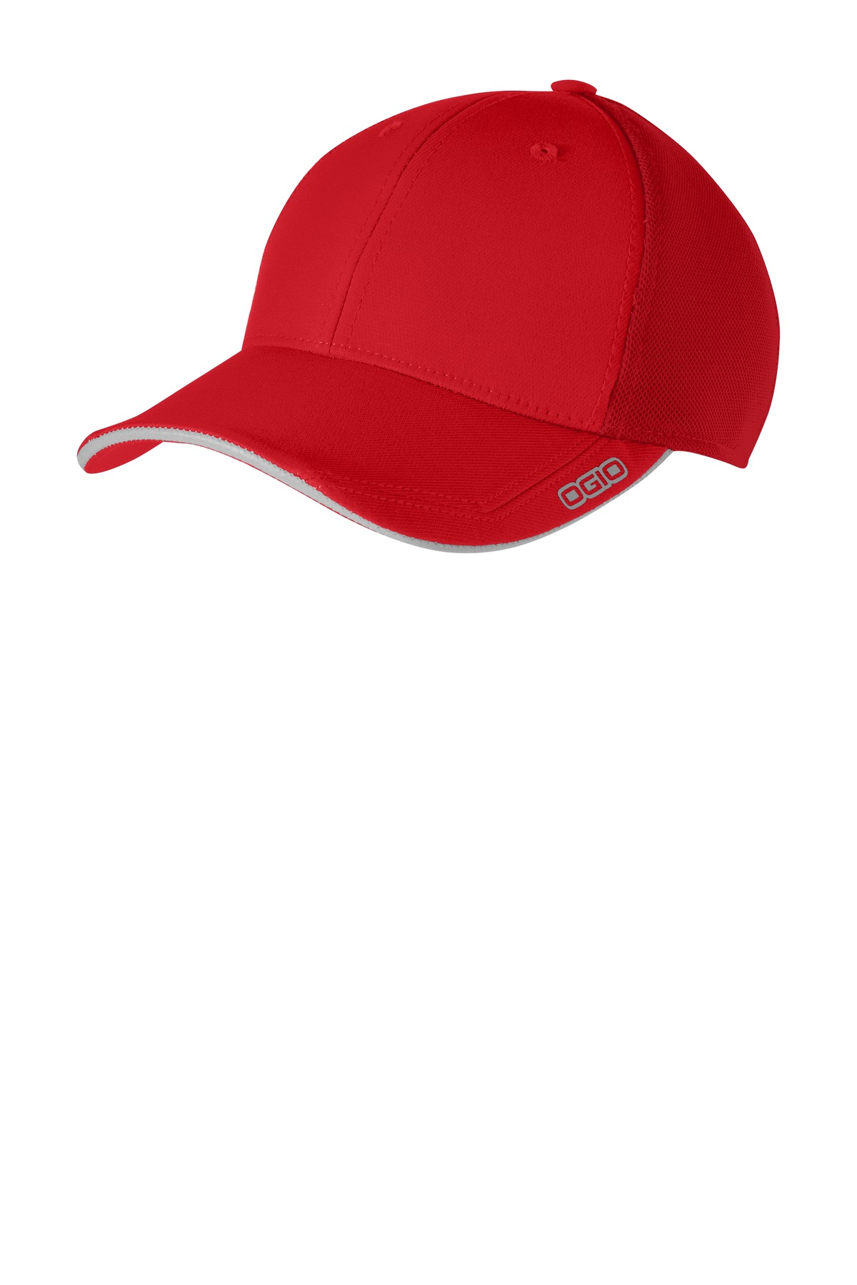 OGIO ®  ENDURANCE Circuit Cap. OE654 - Ripped Red