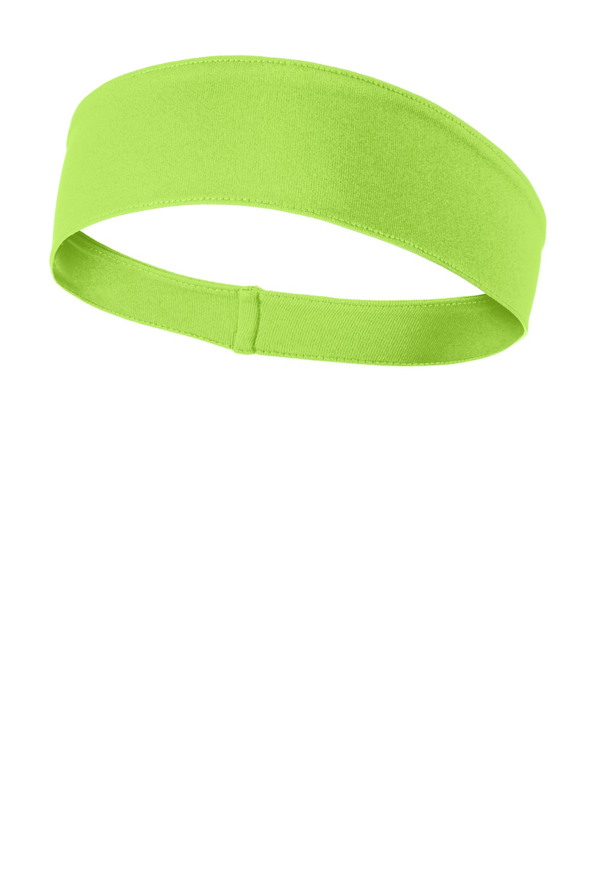 Sport-Tek ®  PosiCharge ®  Competitor ™  Headband. STA35 - Lime Shock
