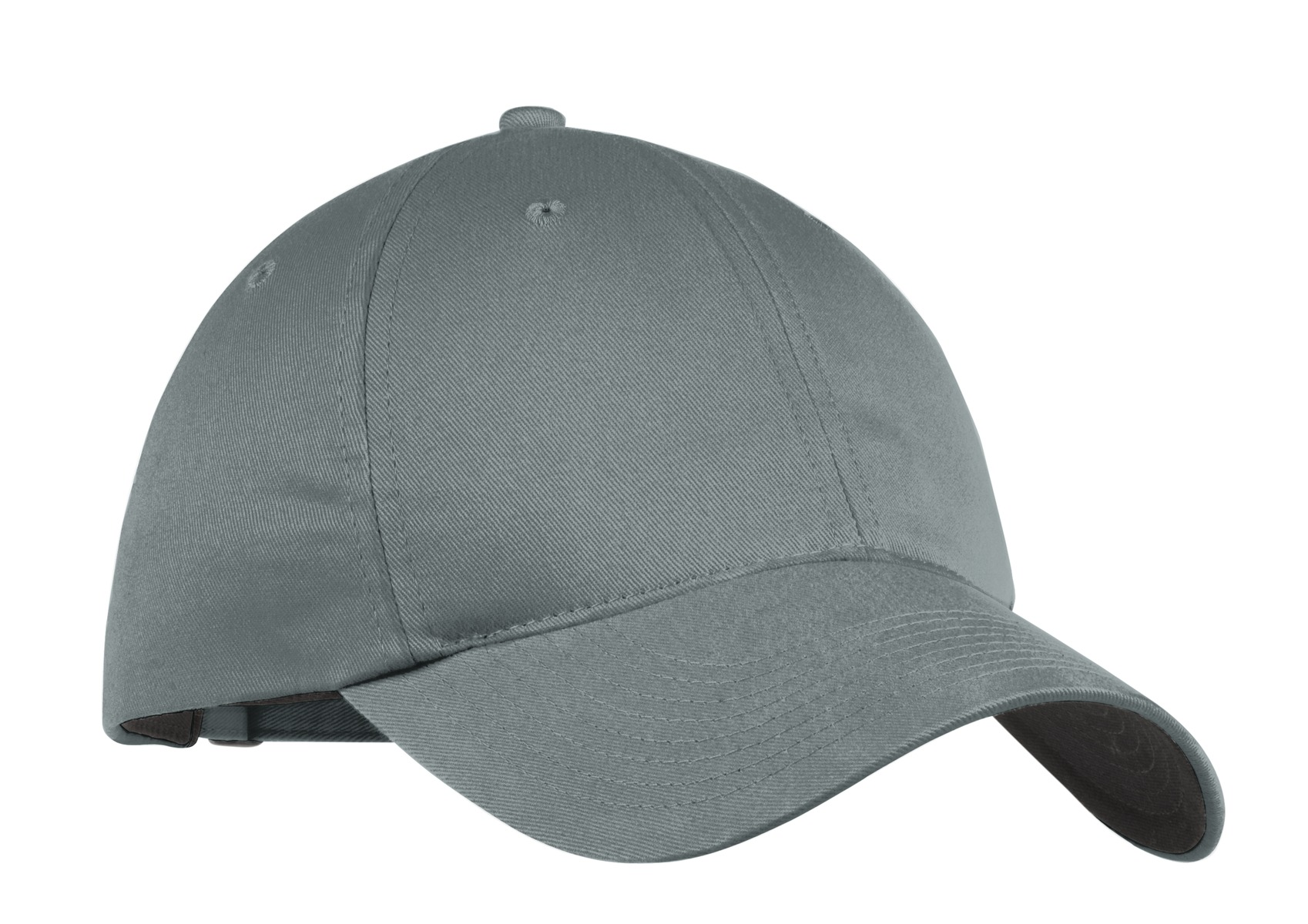 Nike Unstructured Twill Cap.  580087 - Dark Grey