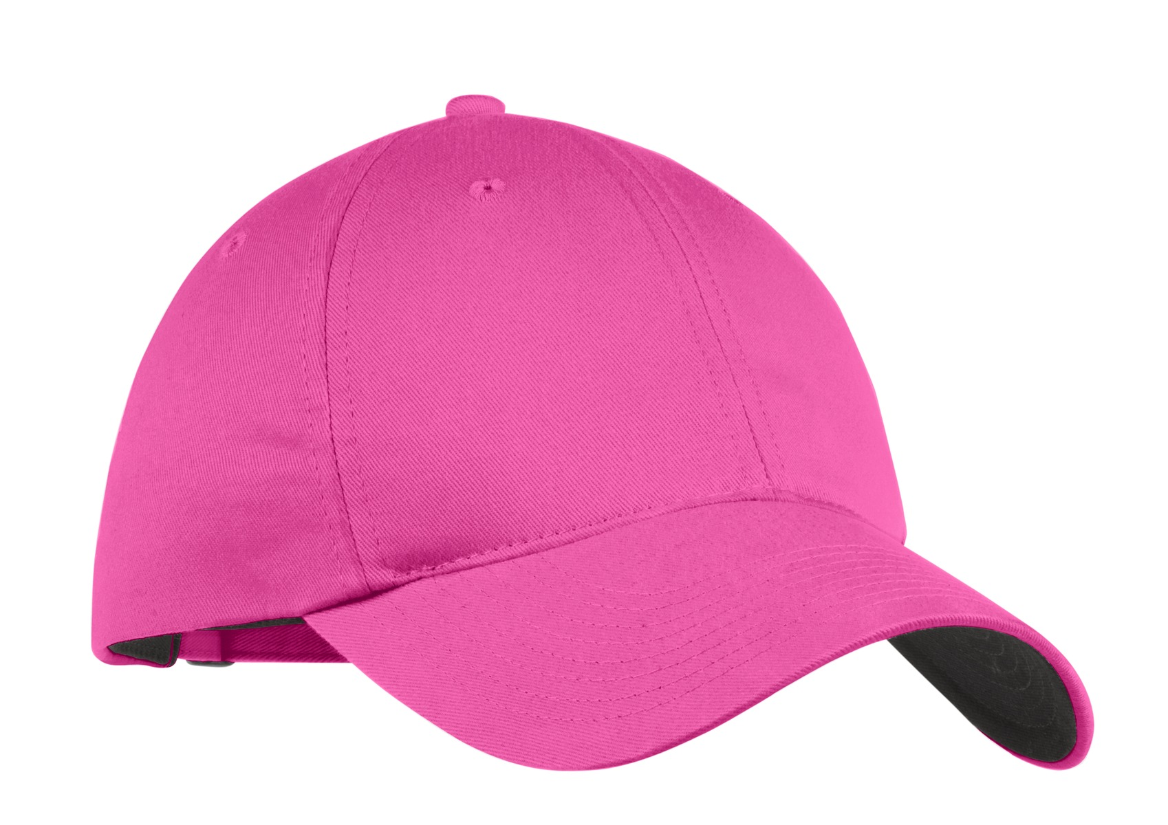 Nike Unstructured Twill Cap.  580087 - Fusion Pink