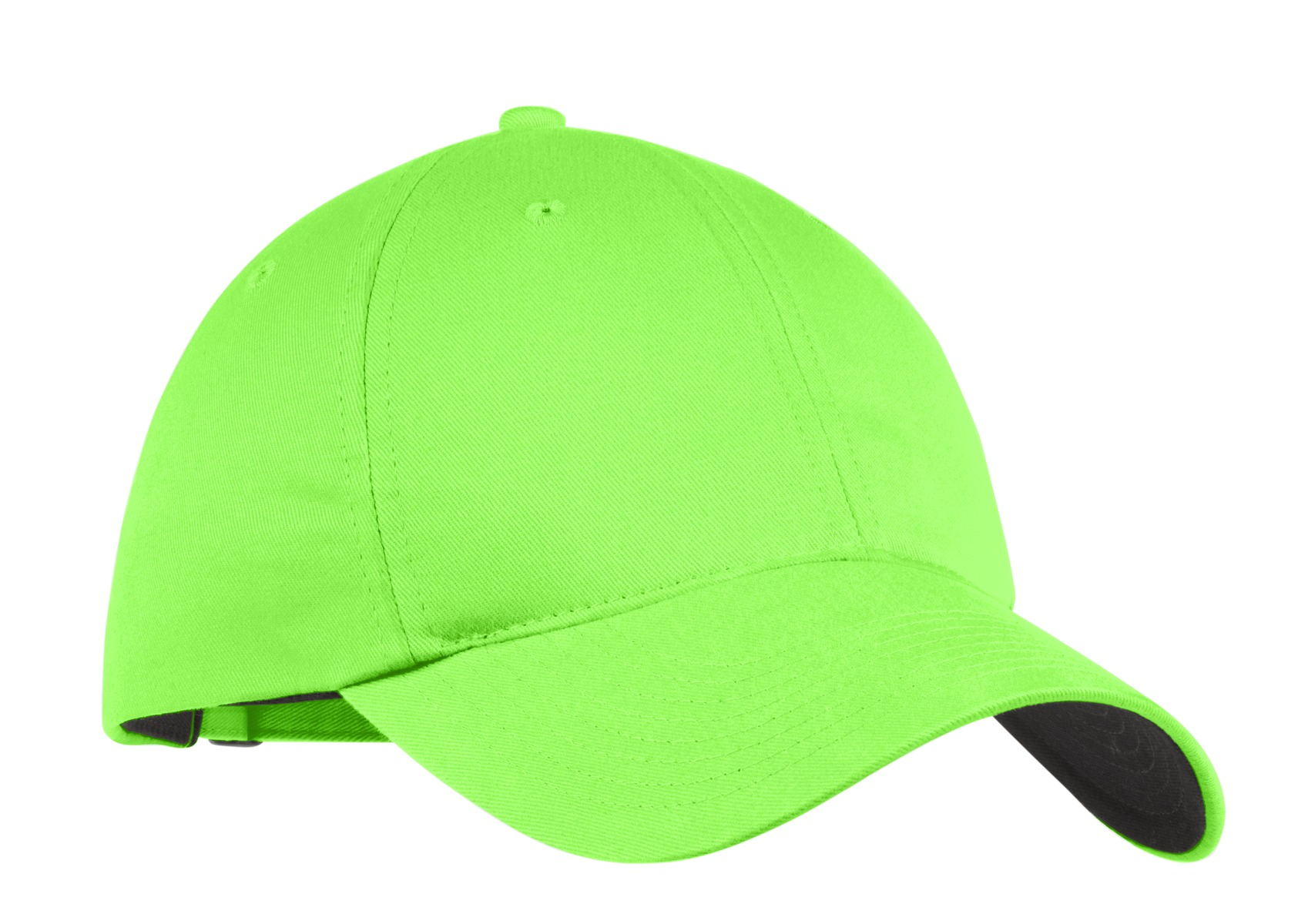 Nike Unstructured Twill Cap.  580087 - Mean Green