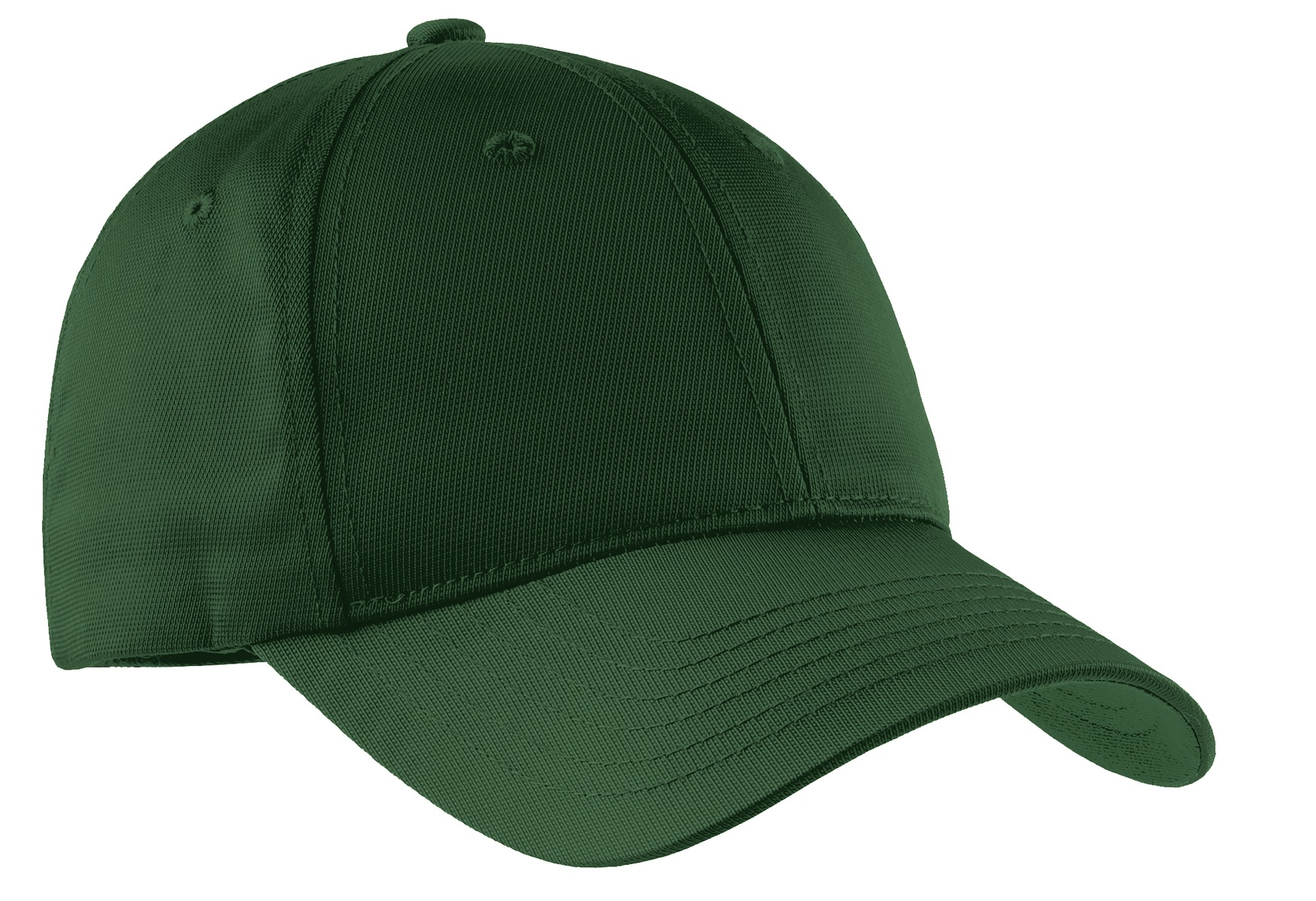 Sport-Tek ®  Dry Zone ®  Nylon Cap. STC10 - Forest Green