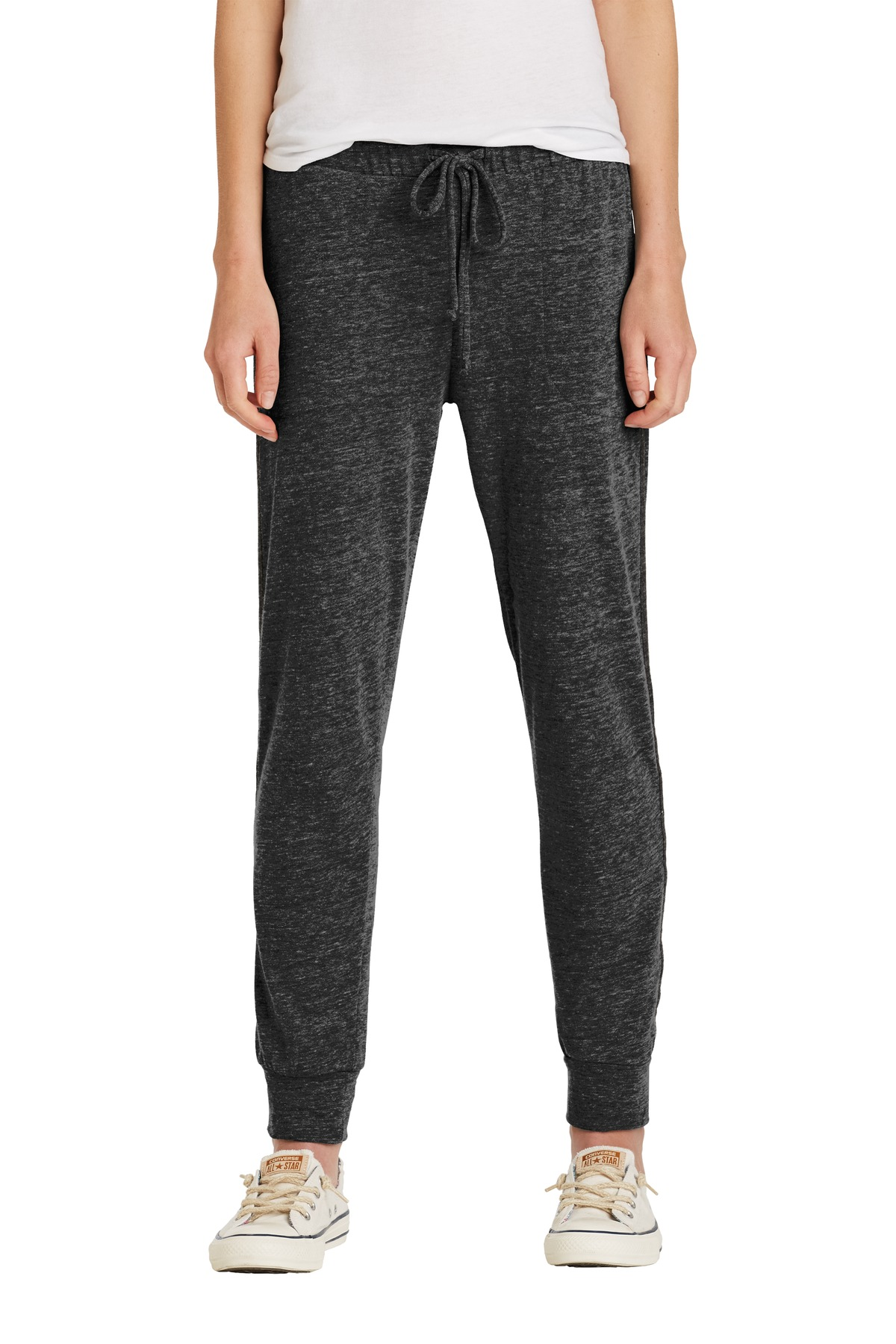 Alternative Women's Eco-Jersey ™  Jogger. AA2822 - Eco Black
